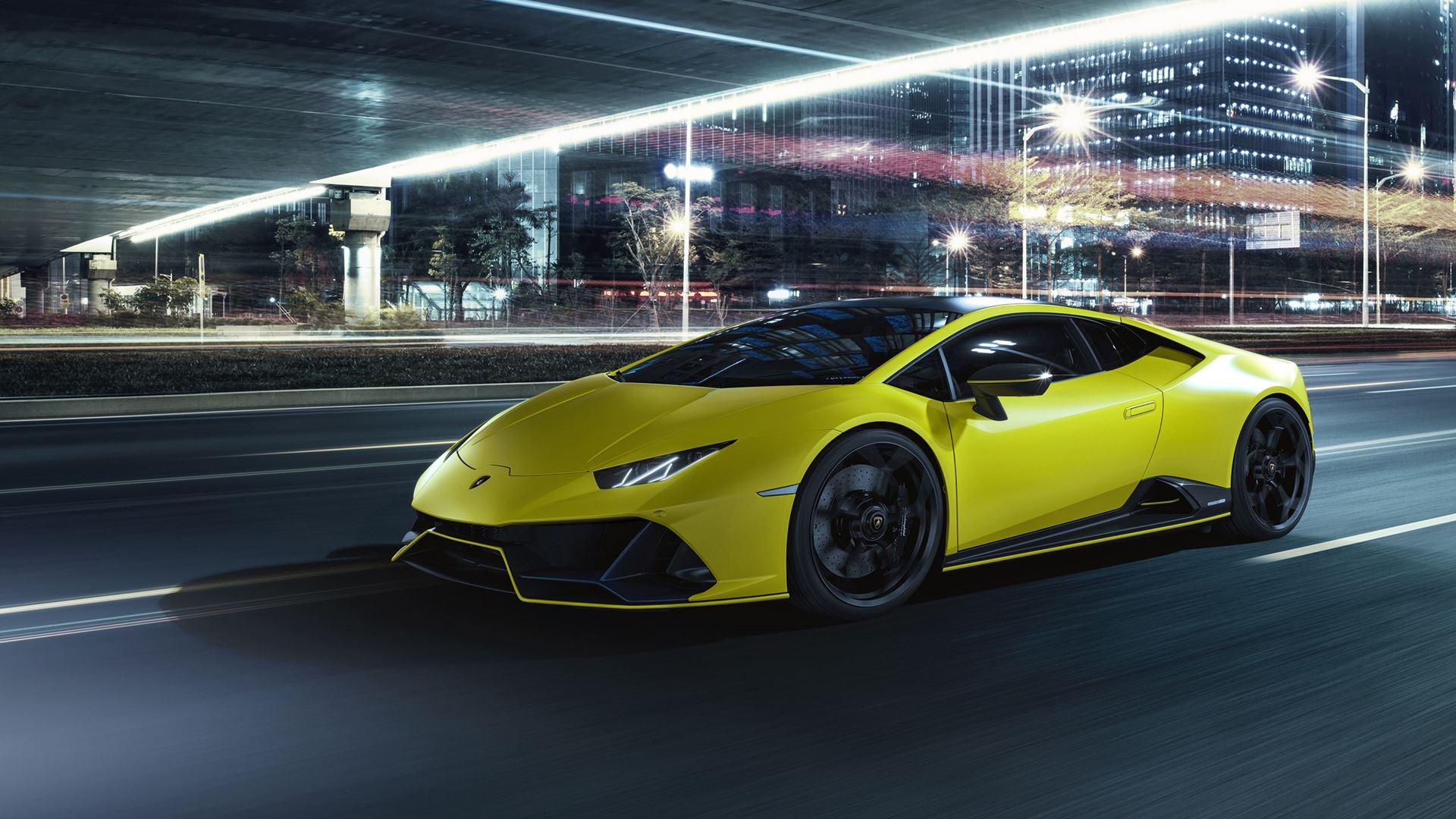 Daring elegance: Automobili Lamborghini presents the Huracán EVO Fluo Capsule - Image 5