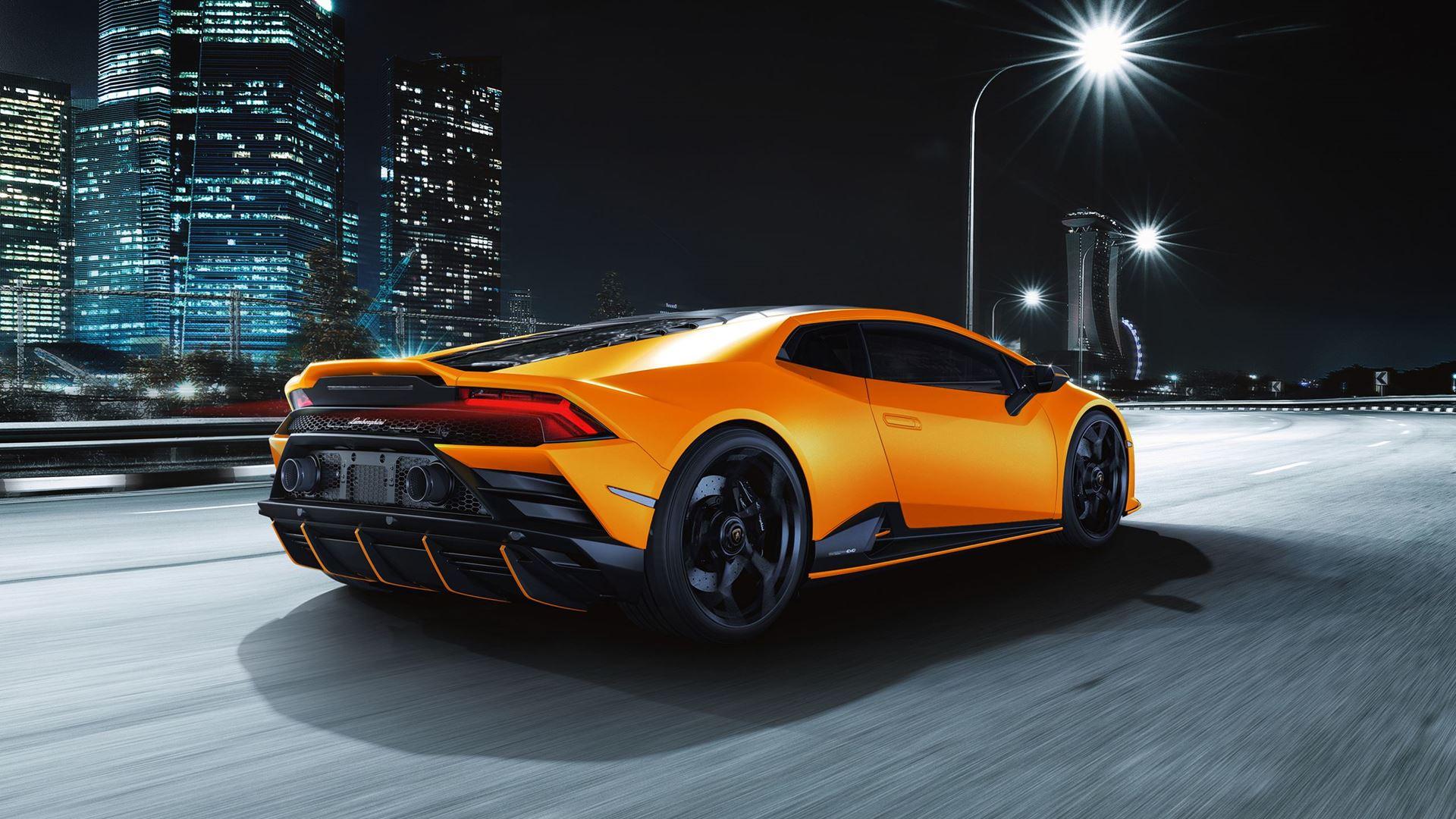 Daring elegance: Automobili Lamborghini presents the Huracán EVO Fluo Capsule - Image 7