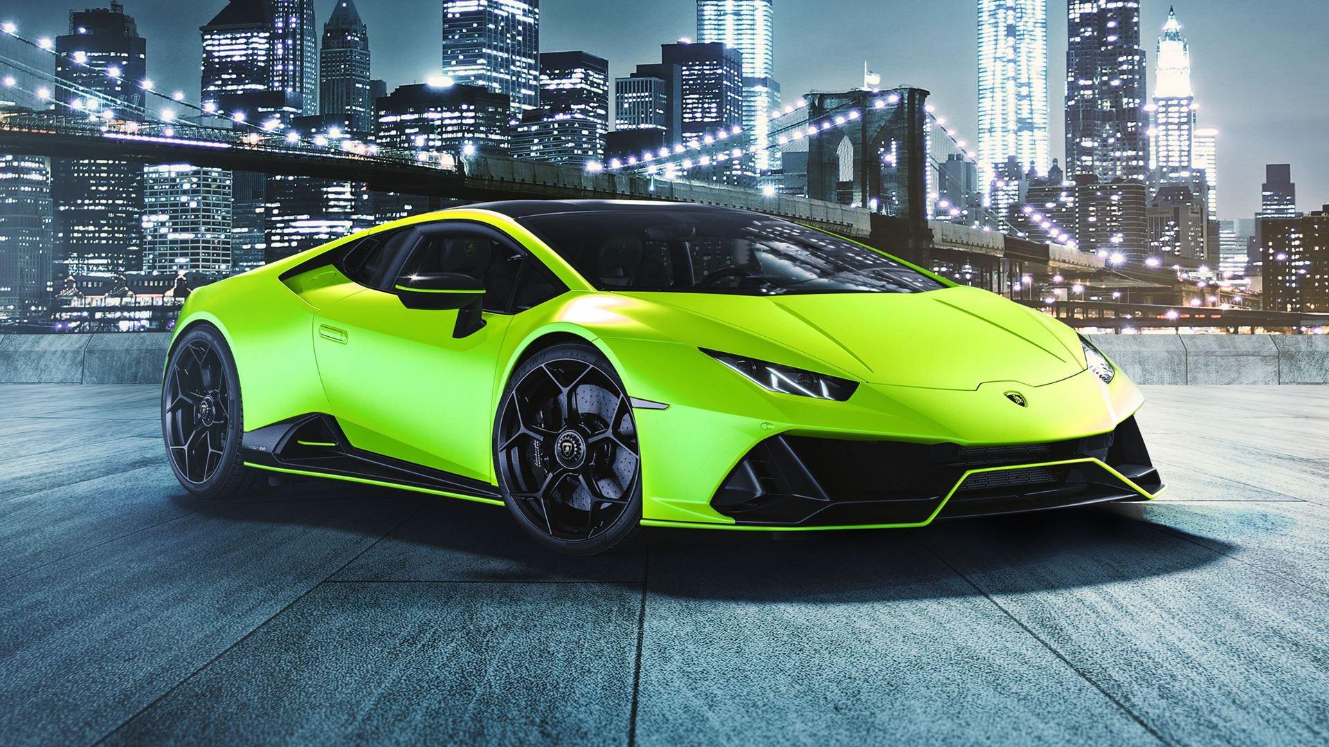 Daring elegance: Automobili Lamborghini presents the Huracán EVO Fluo Capsule - Image 8