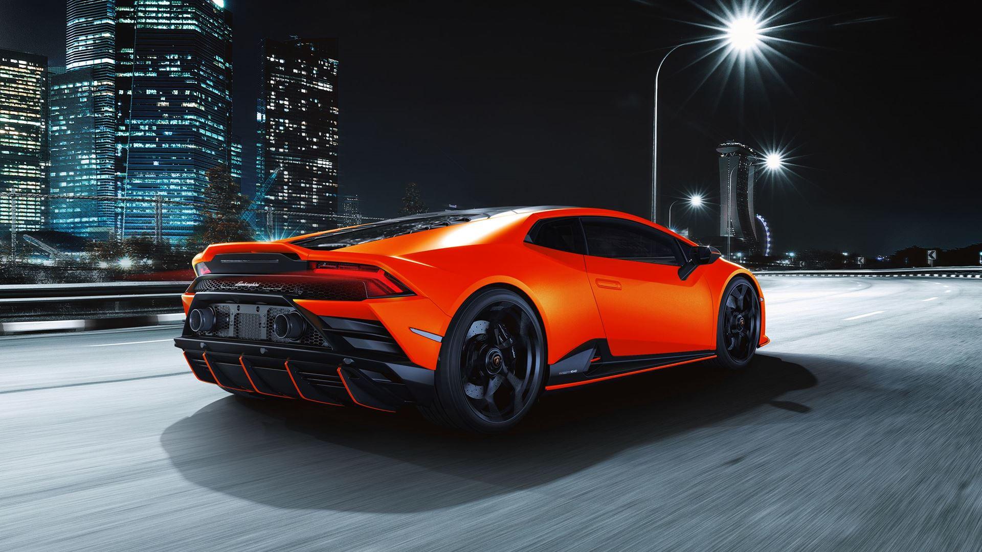 Daring elegance: Automobili Lamborghini presents the Huracán EVO Fluo Capsule - Image 2