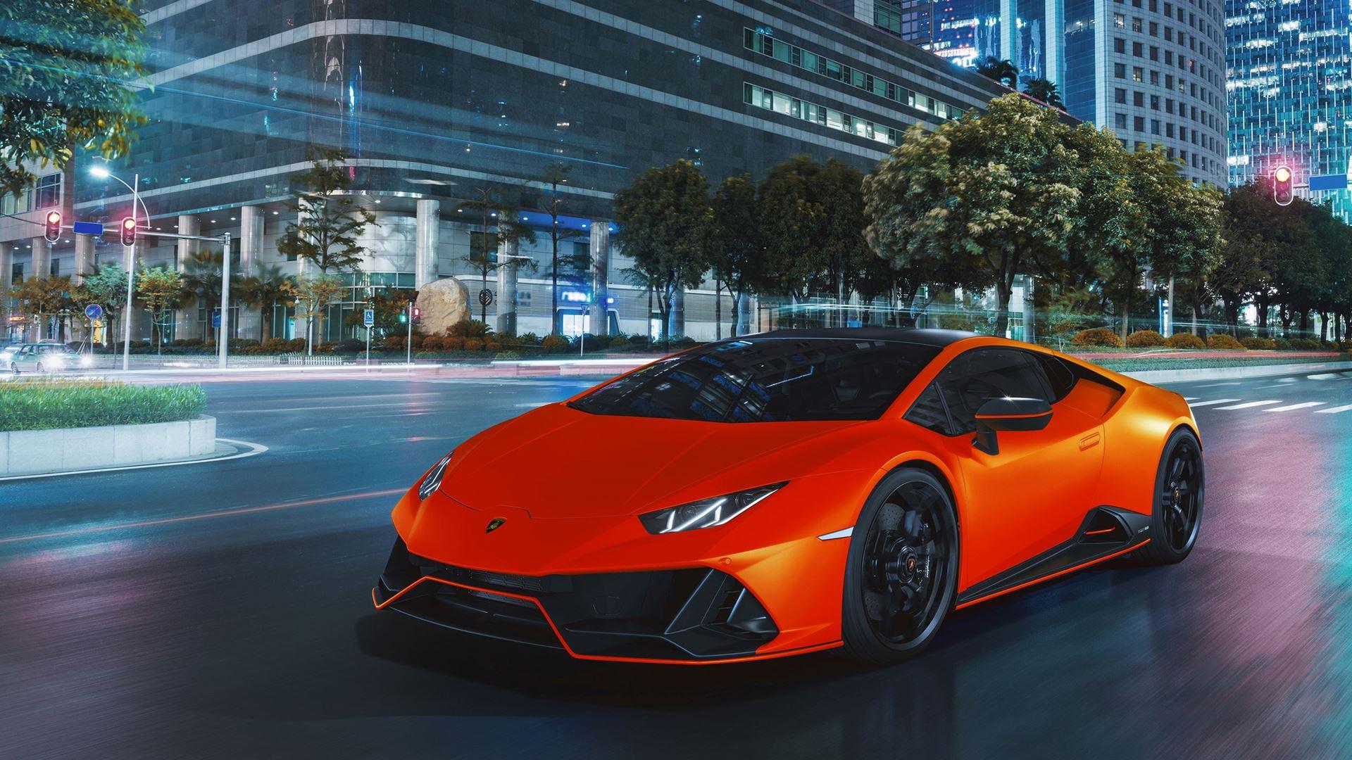 Daring elegance: Automobili Lamborghini presents the Huracán EVO Fluo Capsule - Image 4