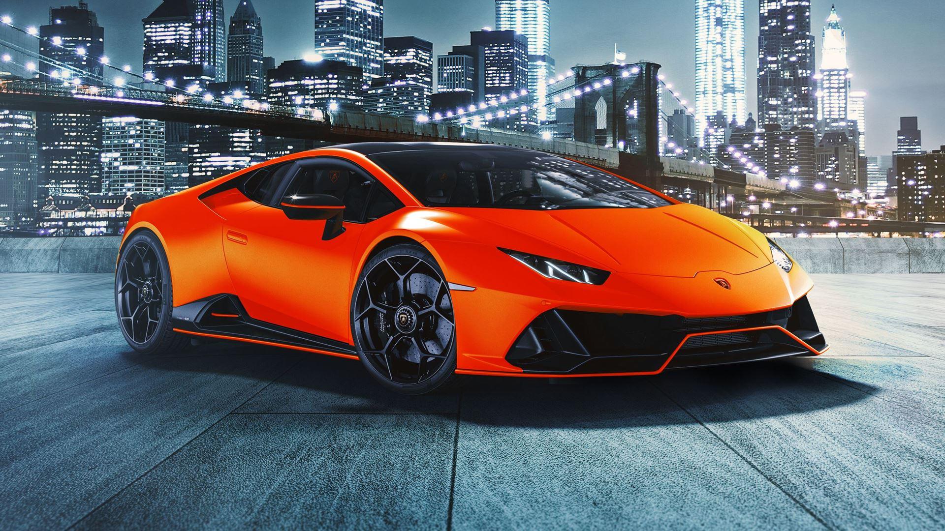 Daring elegance: Automobili Lamborghini presents the Huracán EVO Fluo Capsule - Image 3