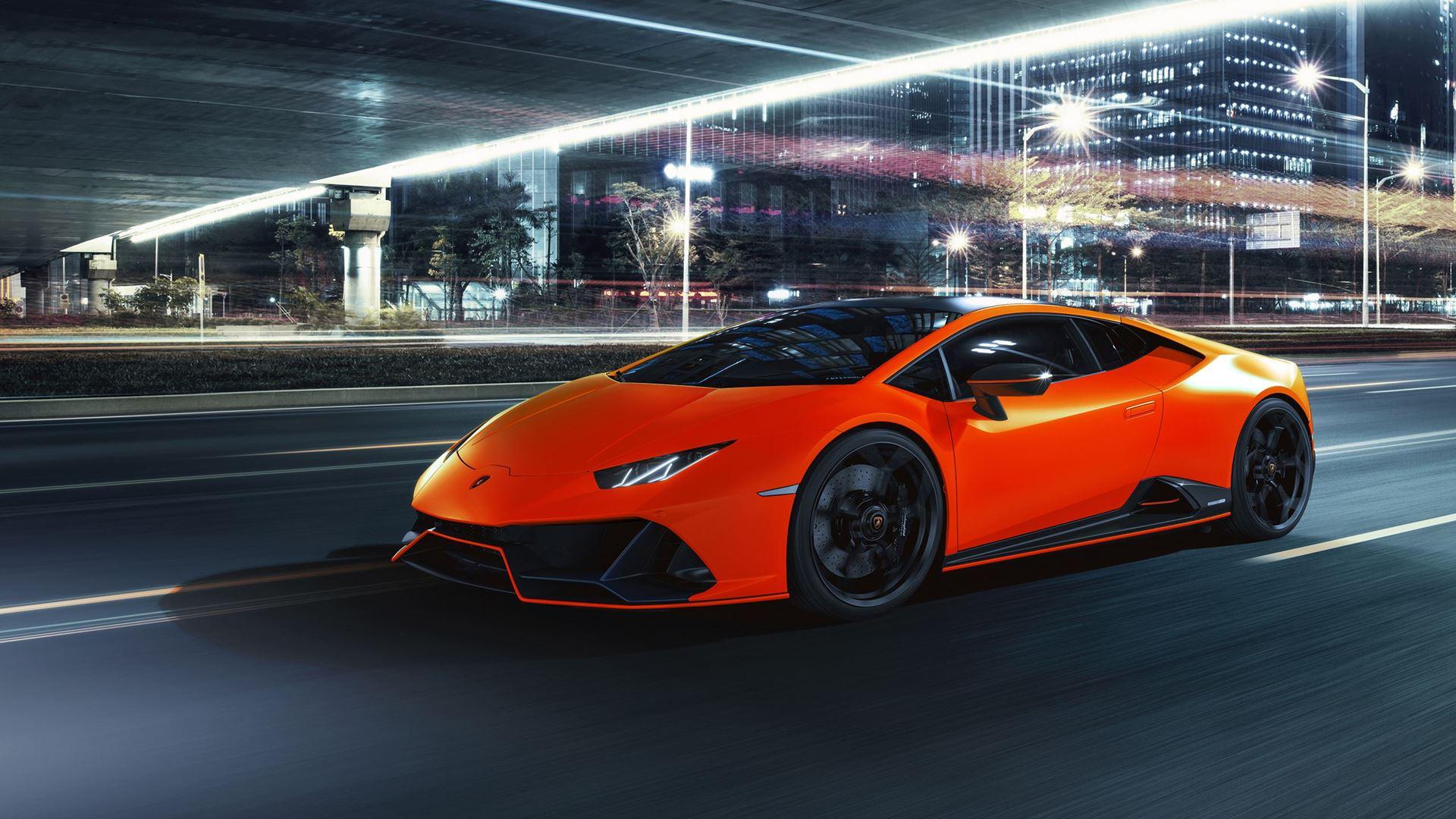 Daring elegance: Automobili Lamborghini presents the Huracán EVO Fluo Capsule - Image 1