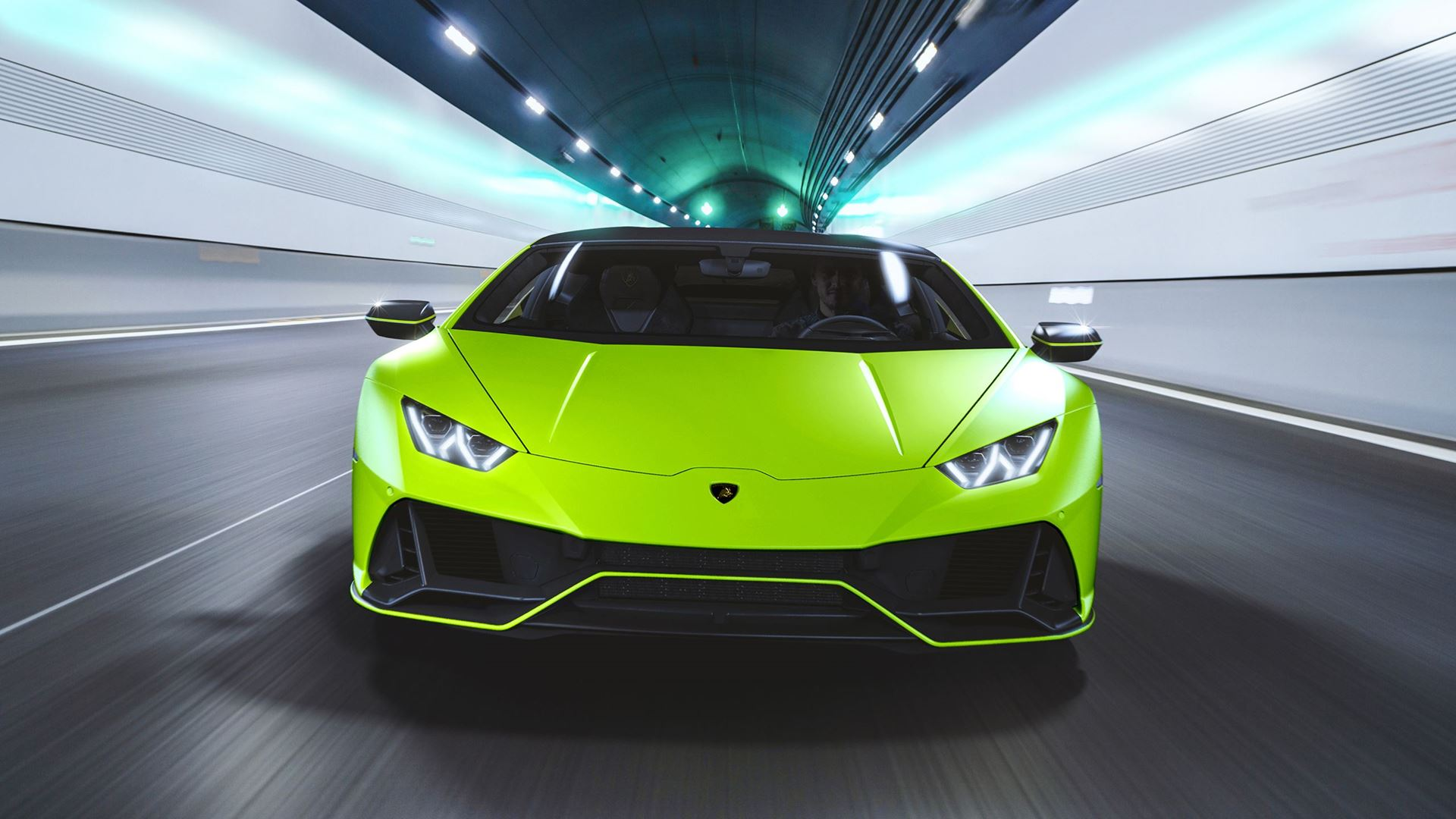 Daring elegance: Automobili Lamborghini presents the Huracán EVO Fluo Capsule - Image 6