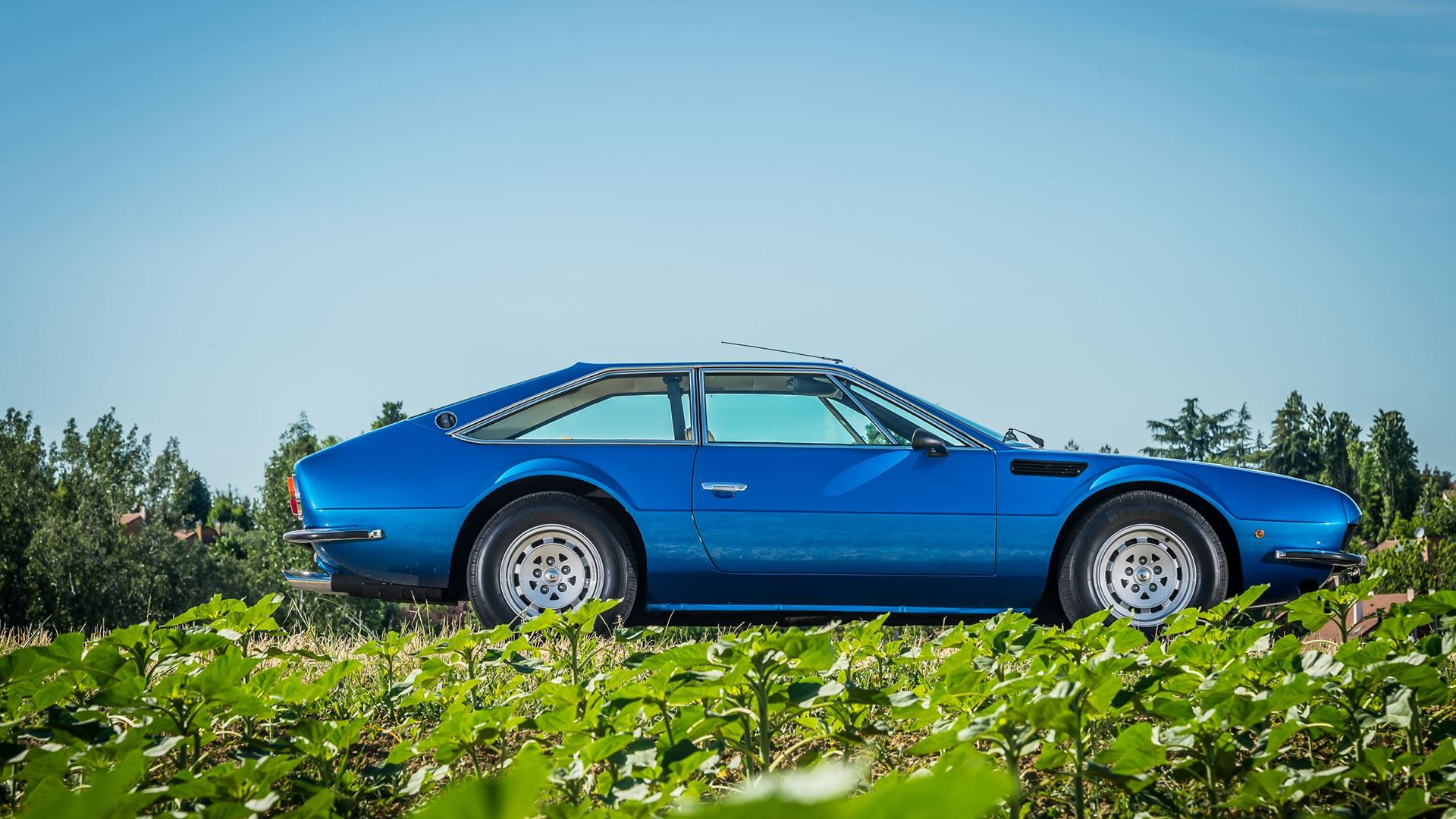 Lamborghini celebrates the 50th Anniversary of the Jarama GT - Image 8