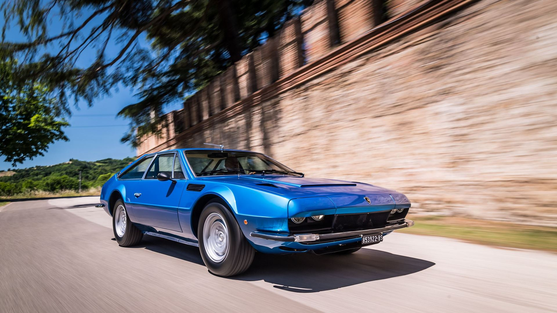 Lamborghini celebrates the 50th Anniversary of the Jarama GT - Image 7