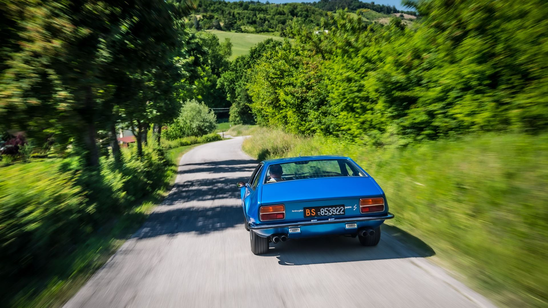 Lamborghini celebrates the 50th Anniversary of the Jarama GT - Image 5