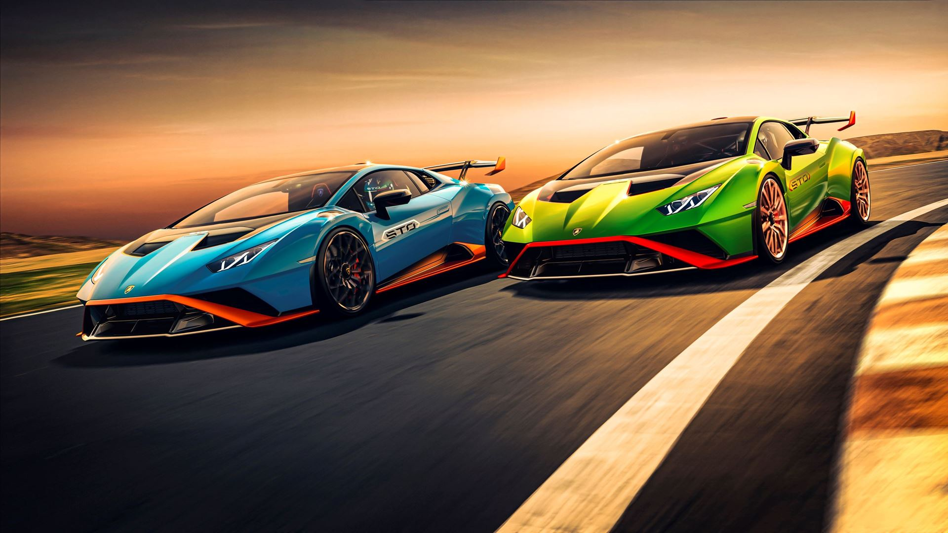 Racetrack to road: the new Lamborghini Huracán STO - Image 6