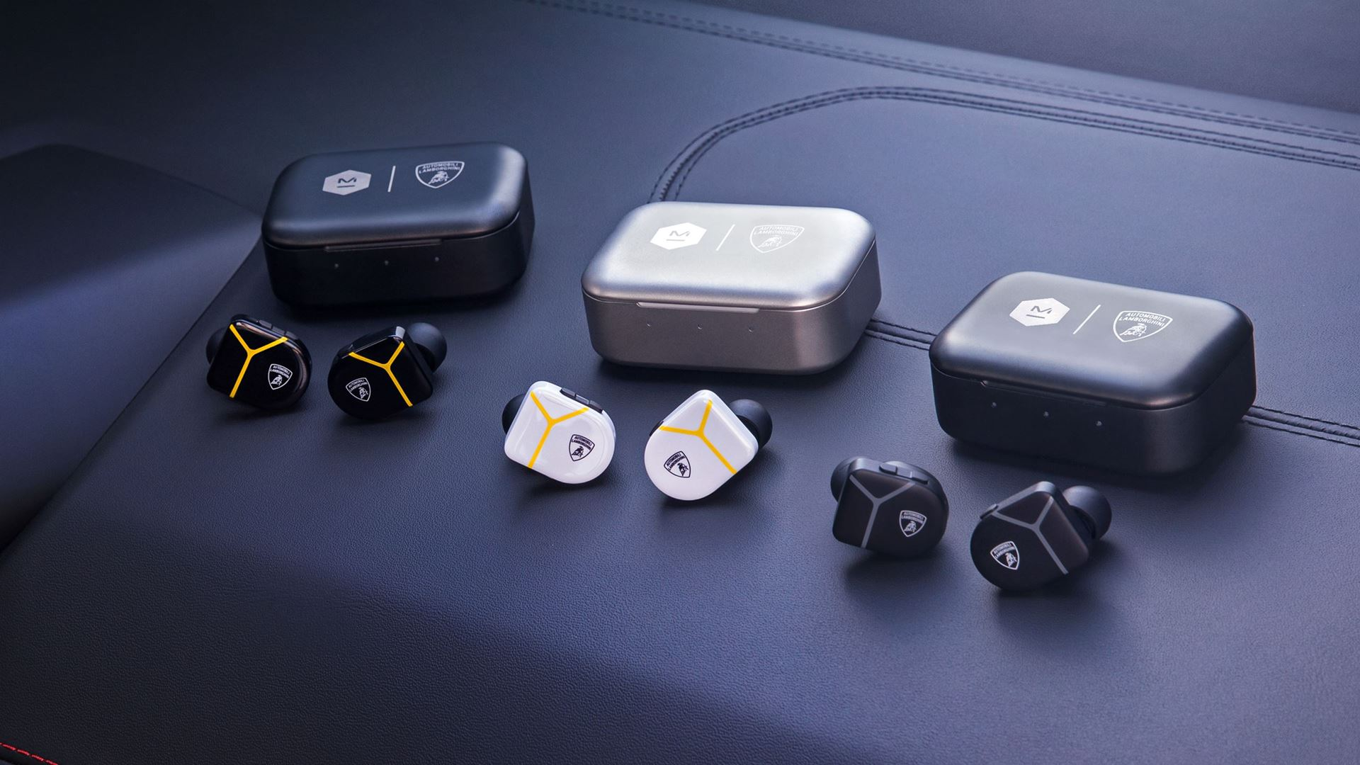 Automobili Lamborghini partners with Master & Dynamic on new headphones and earphones collection - Image 3