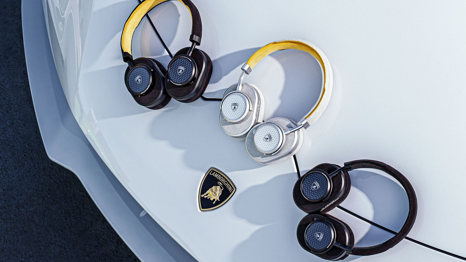 Automobili Lamborghini partners with Master & Dynamic on new headphones and earphones collection - Image 7