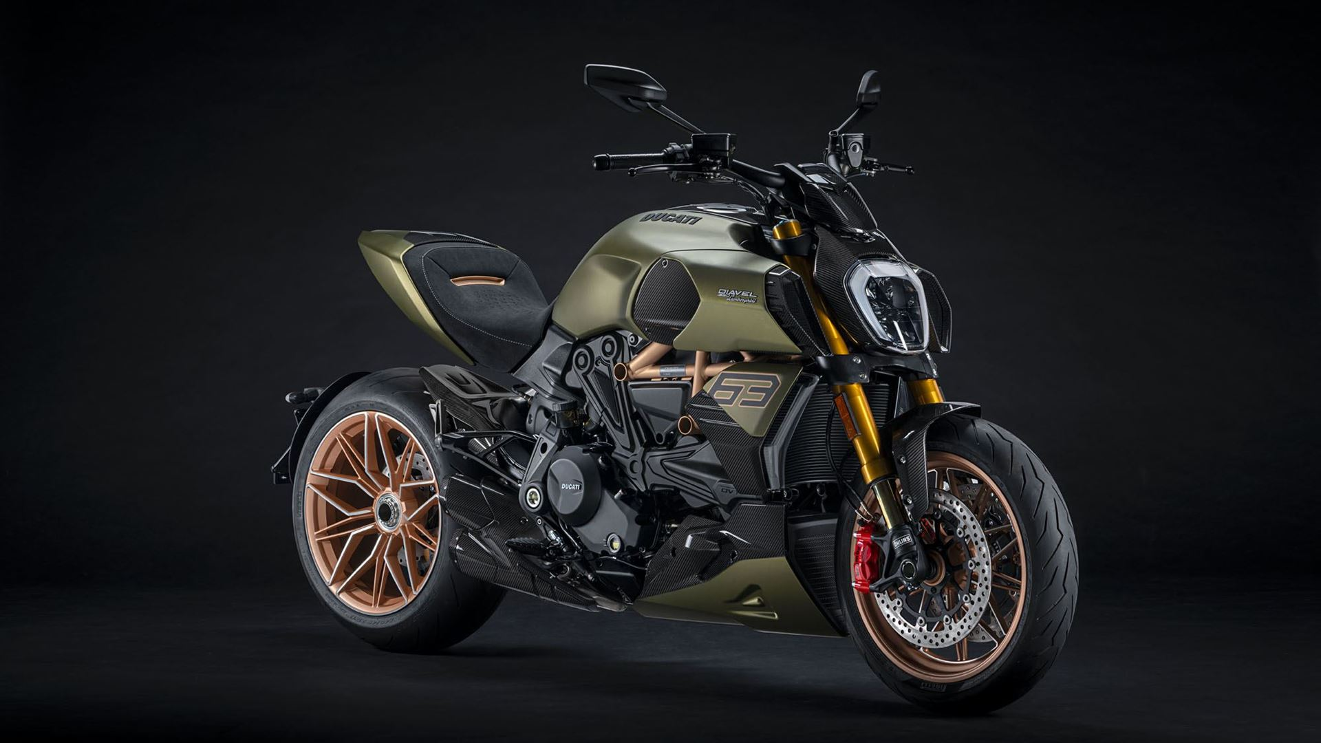 A unique project is born: Ducati Diavel 1260 Lamborghini, inspired by the Sián FKP 37 - Image 2
