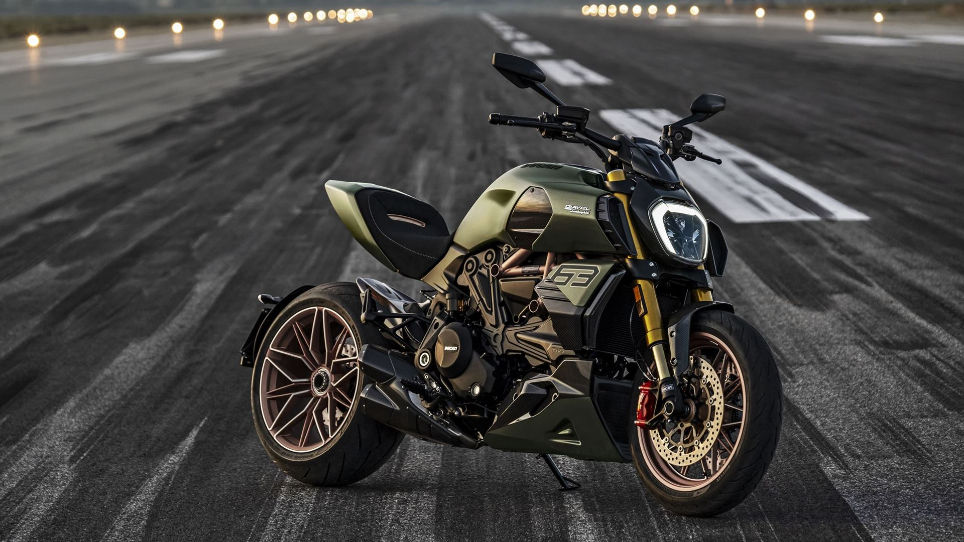 A unique project is born: Ducati Diavel 1260 Lamborghini, inspired by the Sián FKP 37 - Image 4