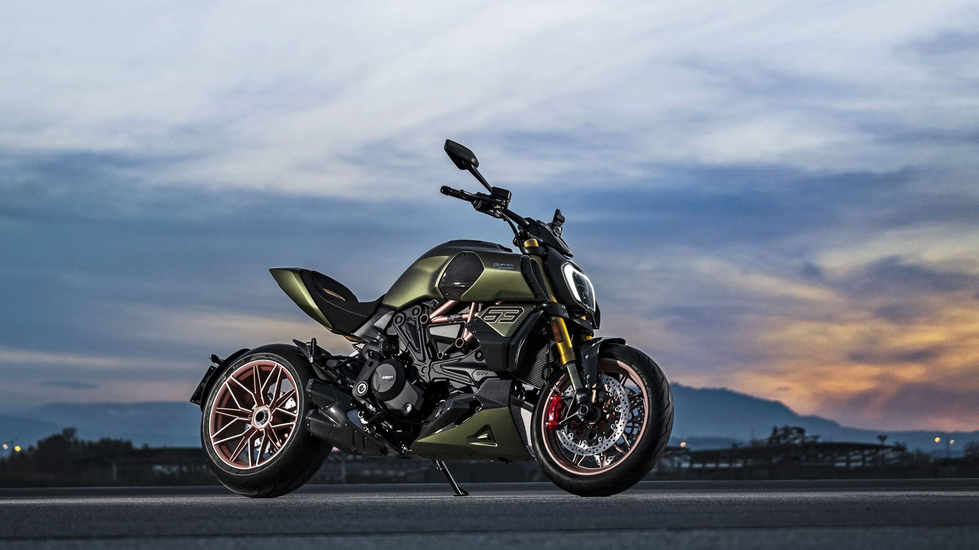 A unique project is born: Ducati Diavel 1260 Lamborghini, inspired by the Sián FKP 37 - Image 7