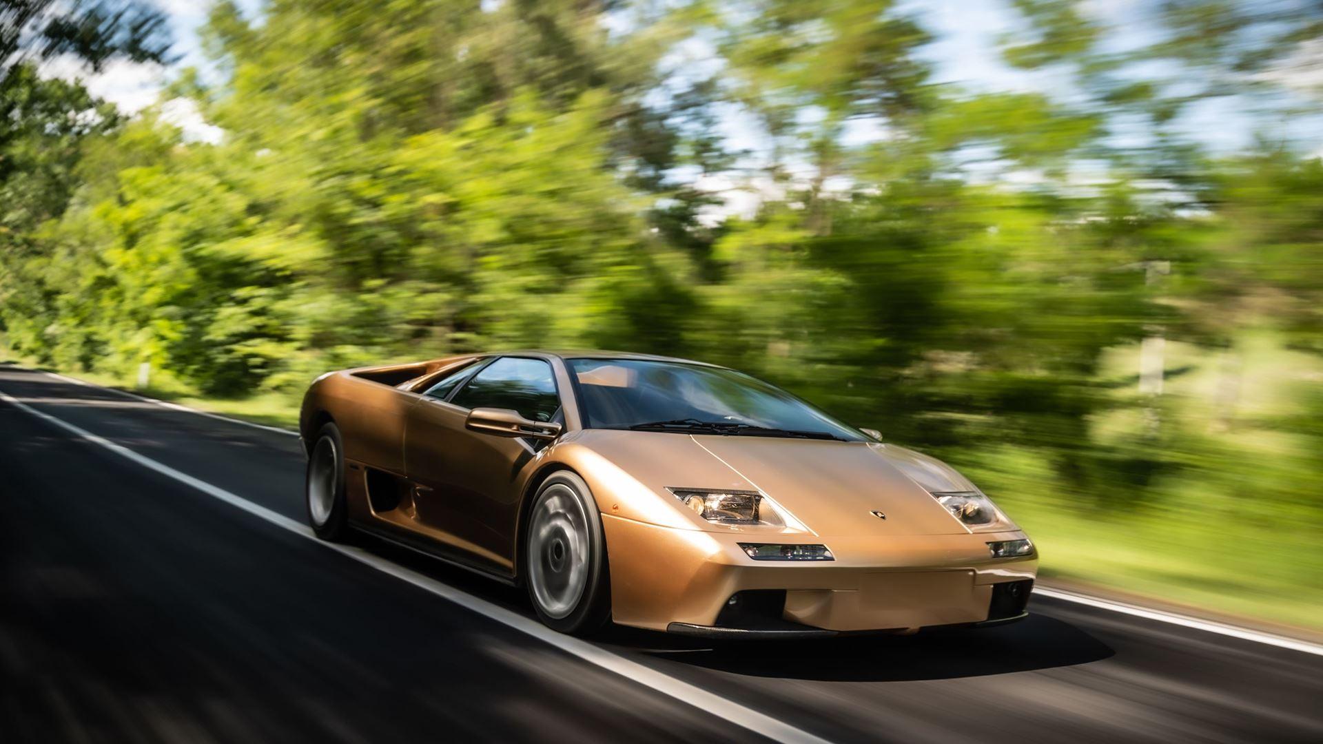 Lamborghini celebrates the 30th Anniversary of the Diablo - Image 7