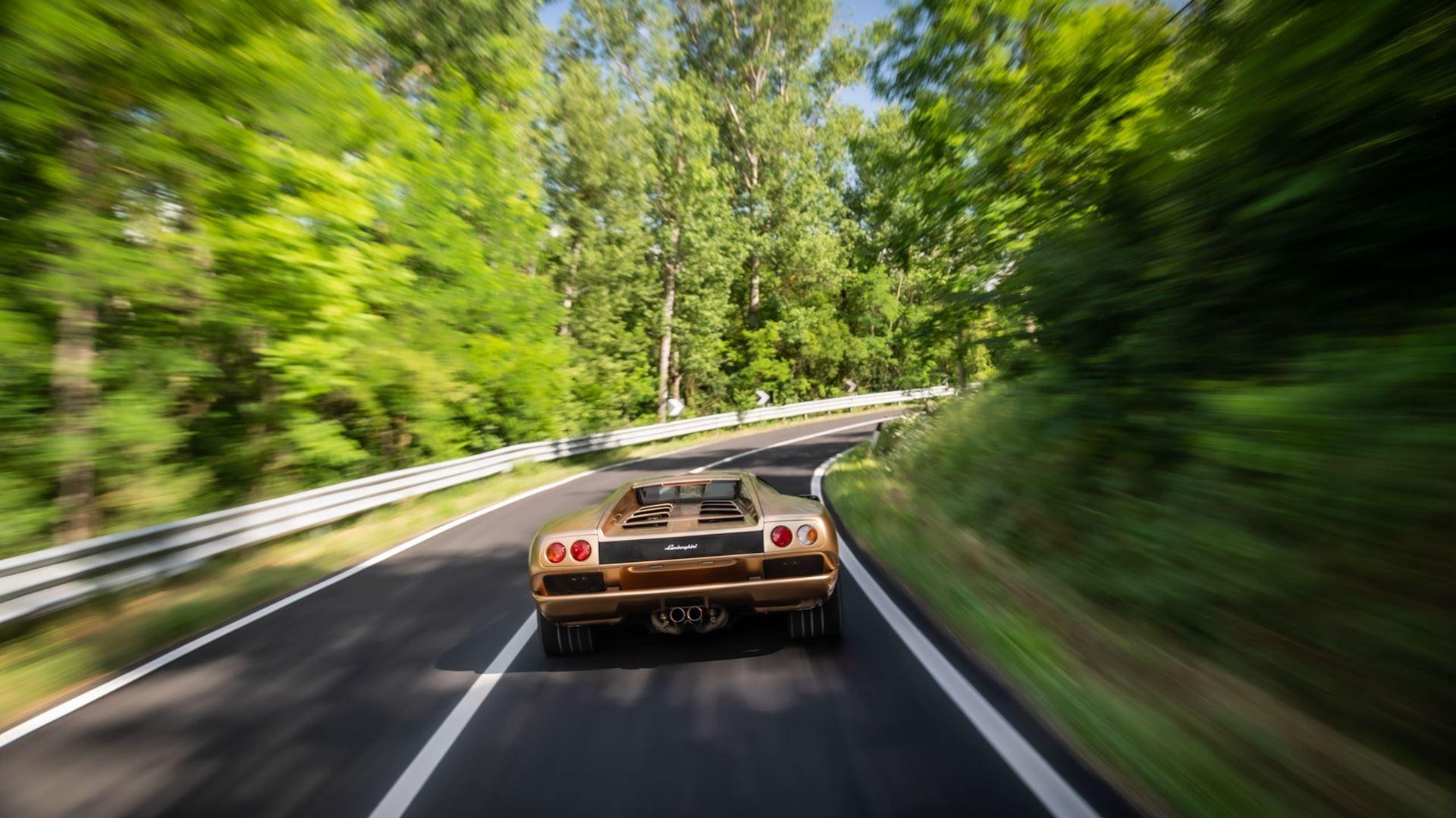Lamborghini celebrates the 30th Anniversary of the Diablo - Image 4