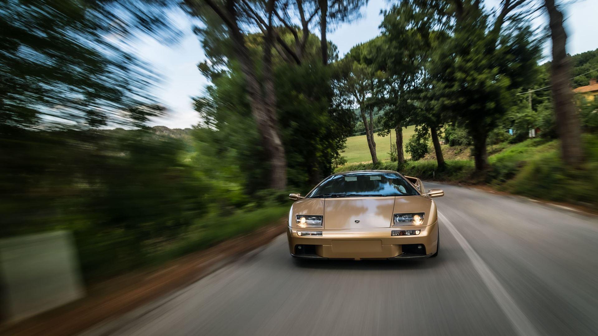 Lamborghini celebrates the 30th Anniversary of the Diablo - Image 2