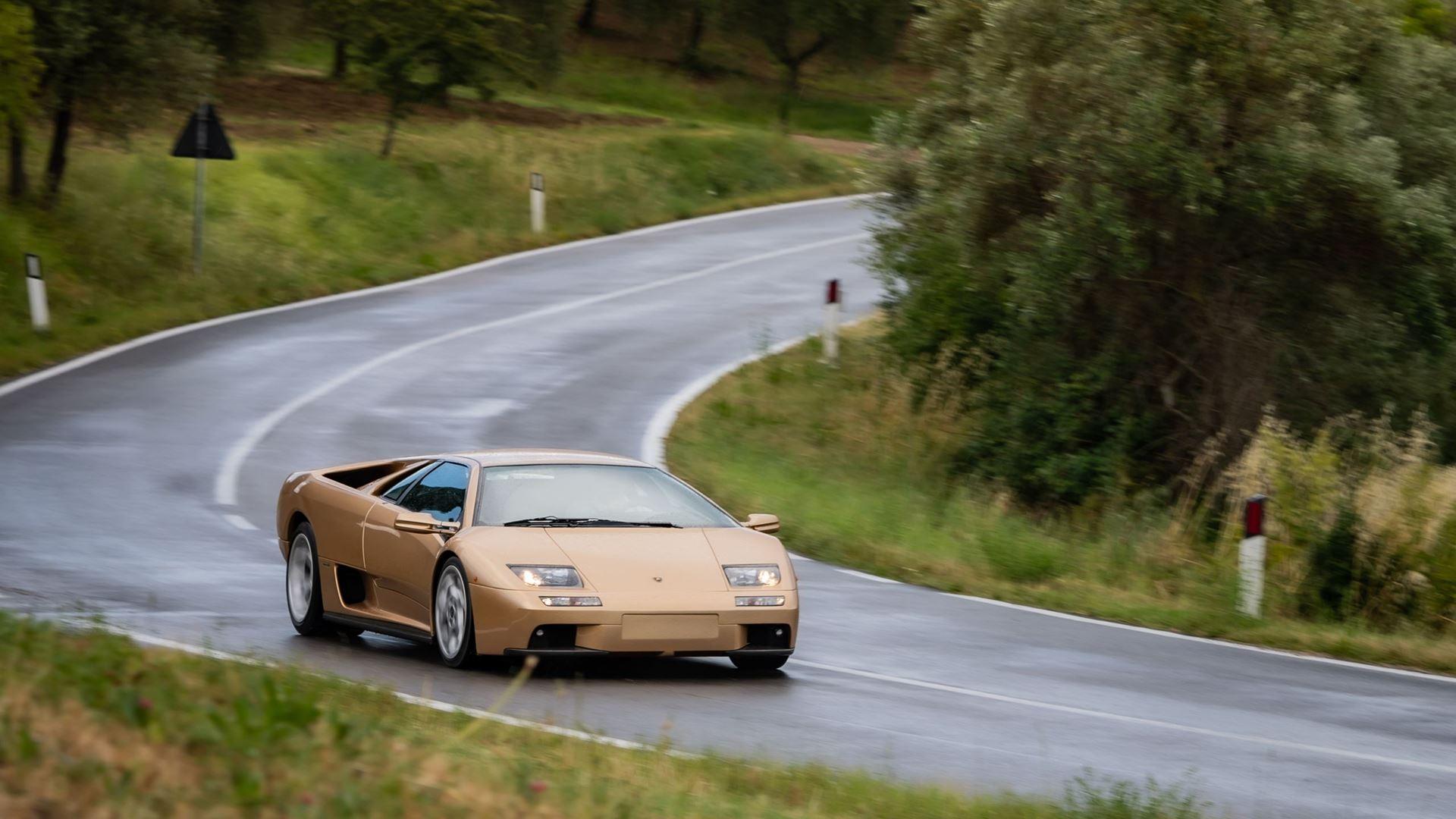 Lamborghini celebrates the 30th Anniversary of the Diablo - Image 1