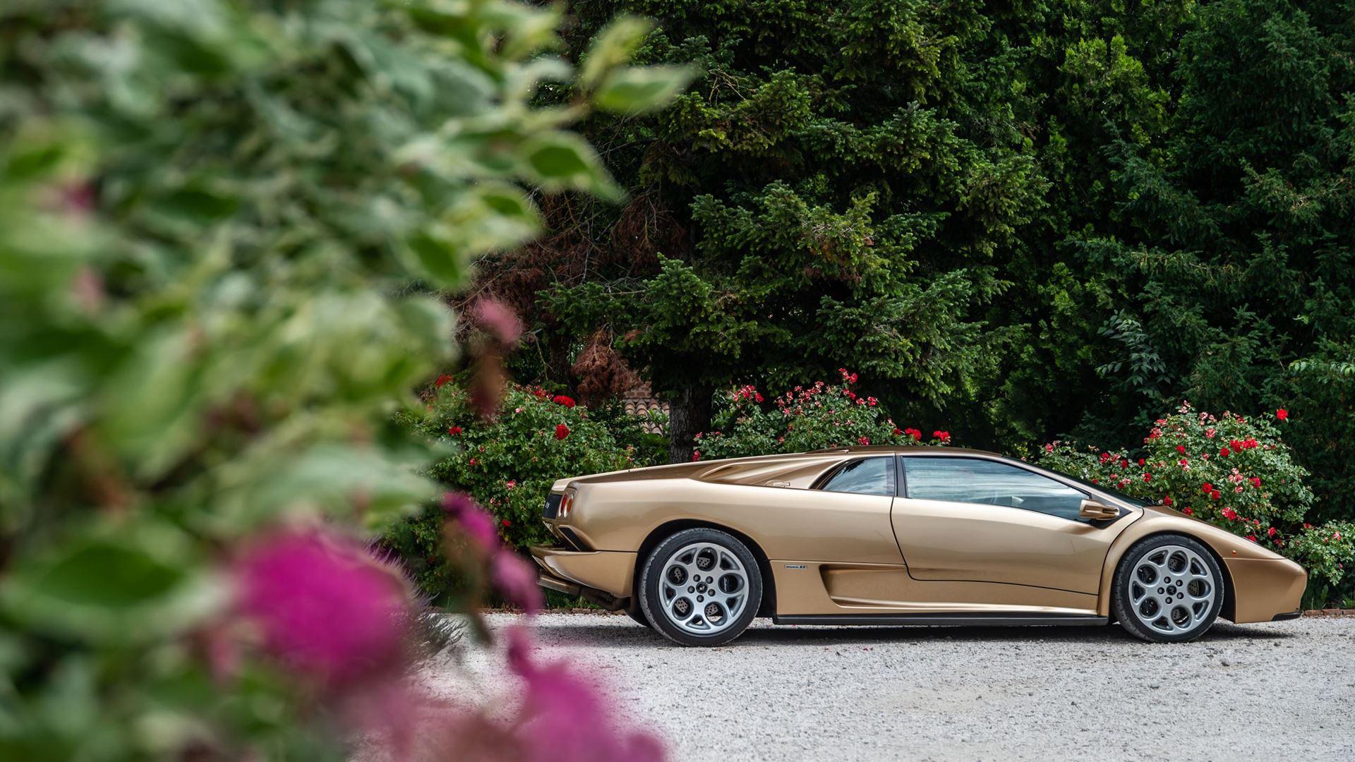 Lamborghini celebrates the 30th Anniversary of the Diablo - Image 8
