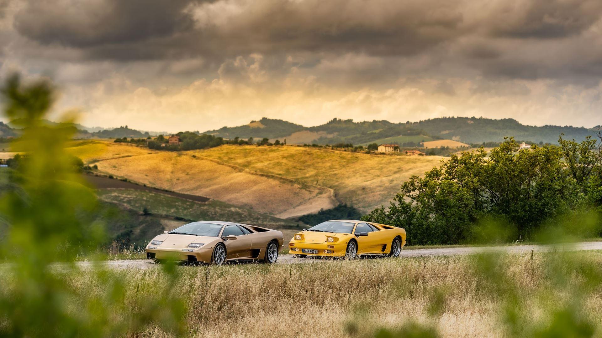 Lamborghini celebrates the 30th Anniversary of the Diablo - Image 6