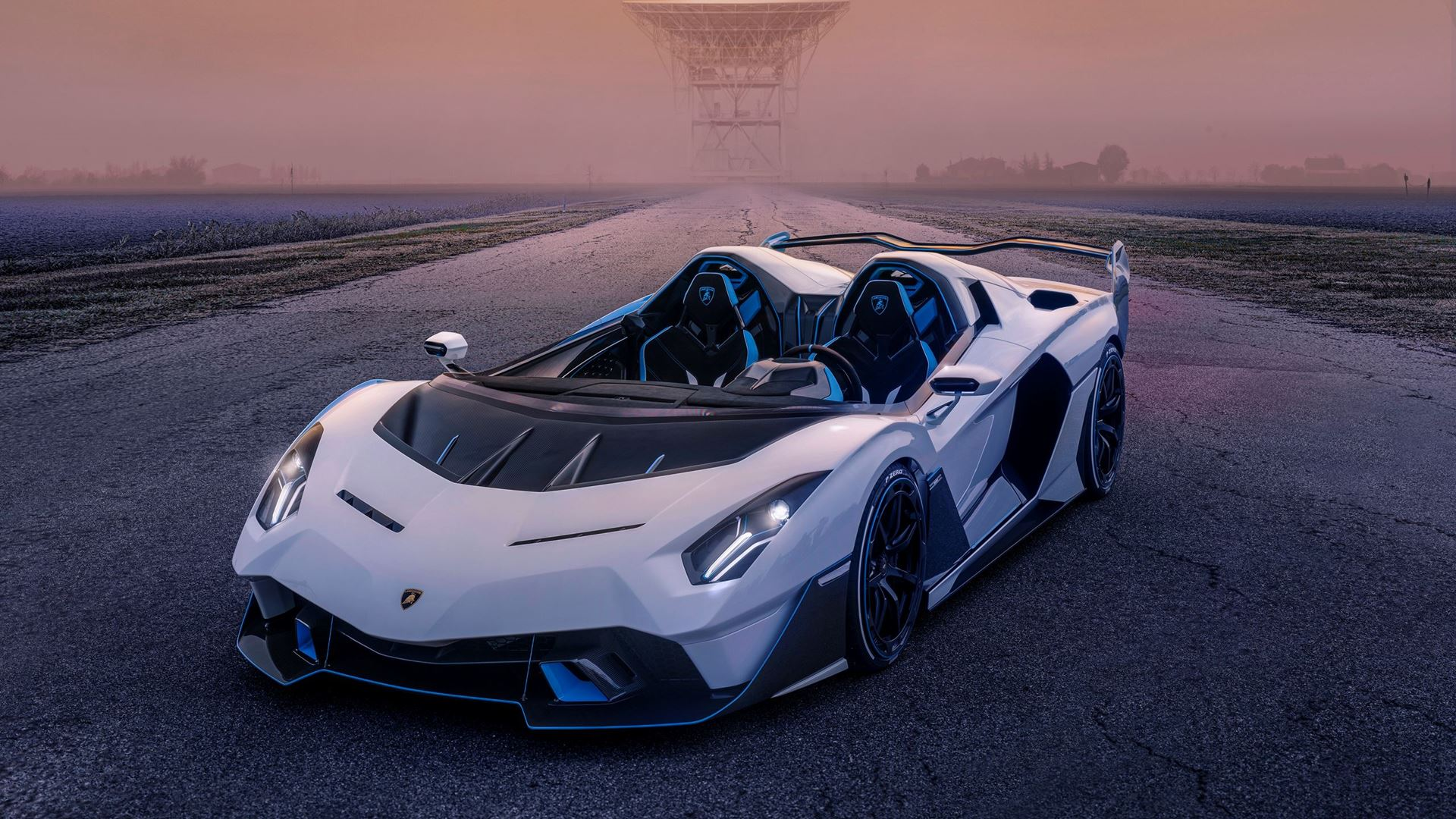 Lamborghini SC20: the unique open-top track car by Squadra Corse - Image 5