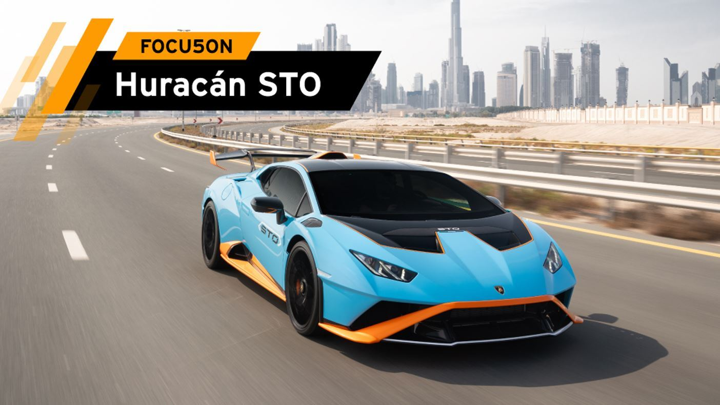 #Focu5on: Five surprising facts about the new Lamborghini Huracán STO - Image 8