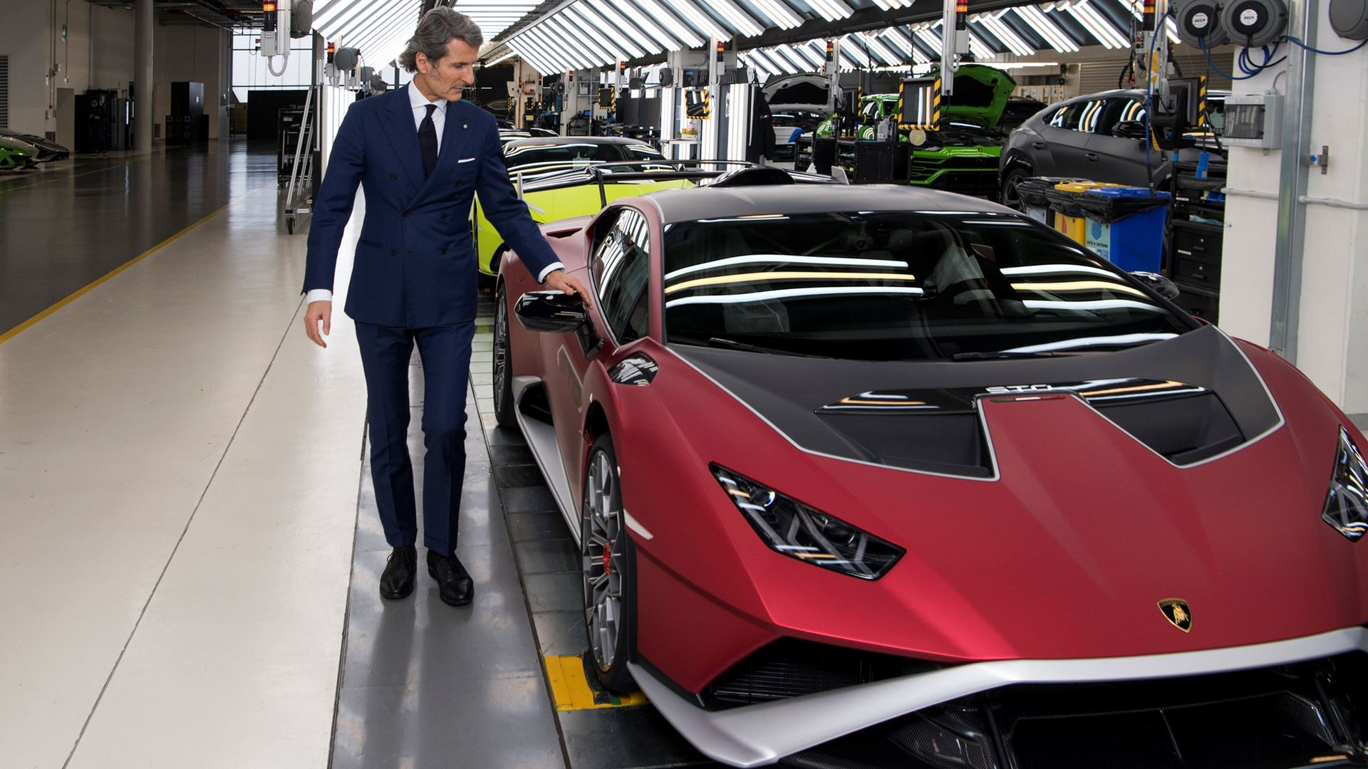 Automobili Lamborghini: Strong profitability and second-best year ever for turnover and sales - Image 4