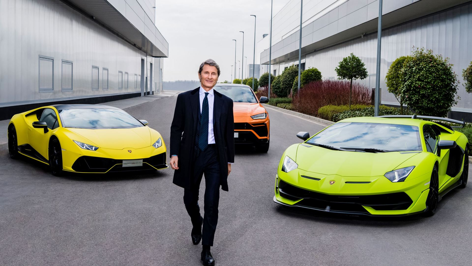 Automobili Lamborghini: Strong profitability and second-best year ever for turnover and sales - Image 1