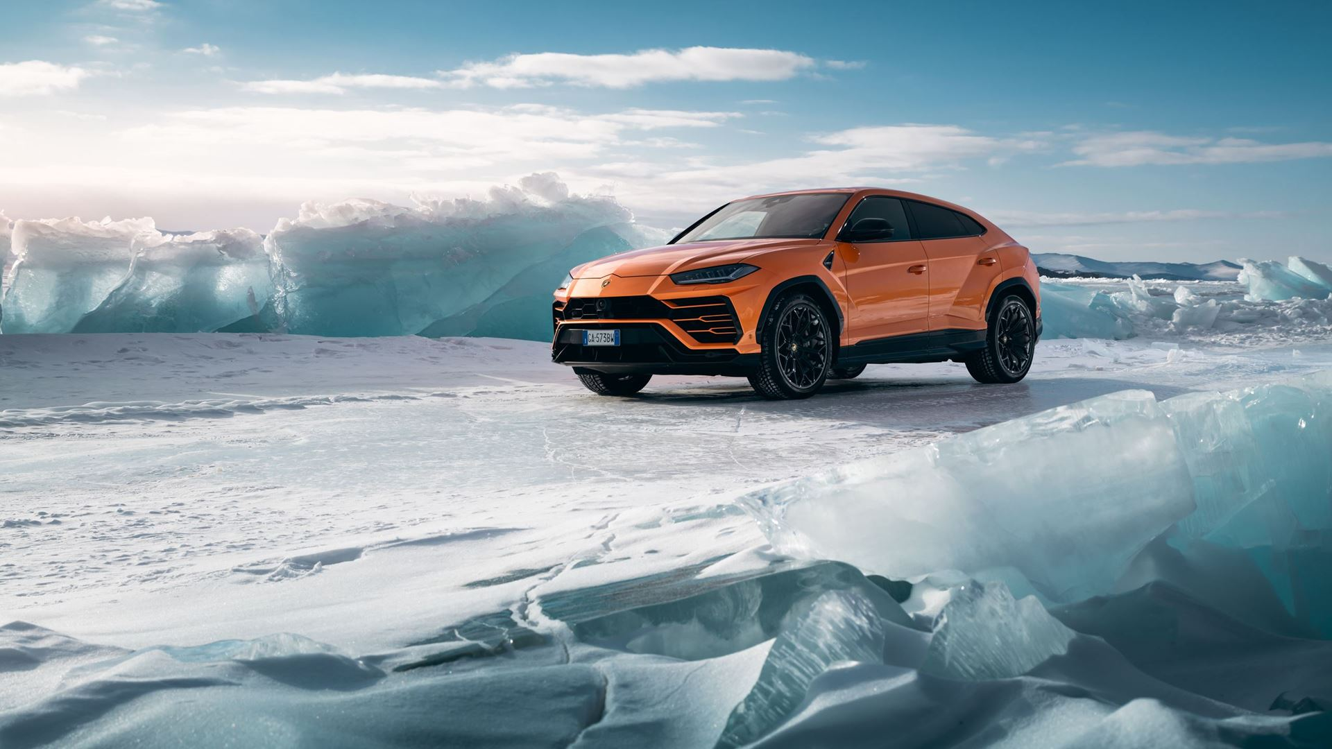 Lamborghini Urus: 6 driving modes to enjoy the Super SUV in 6 different ways - Image 1