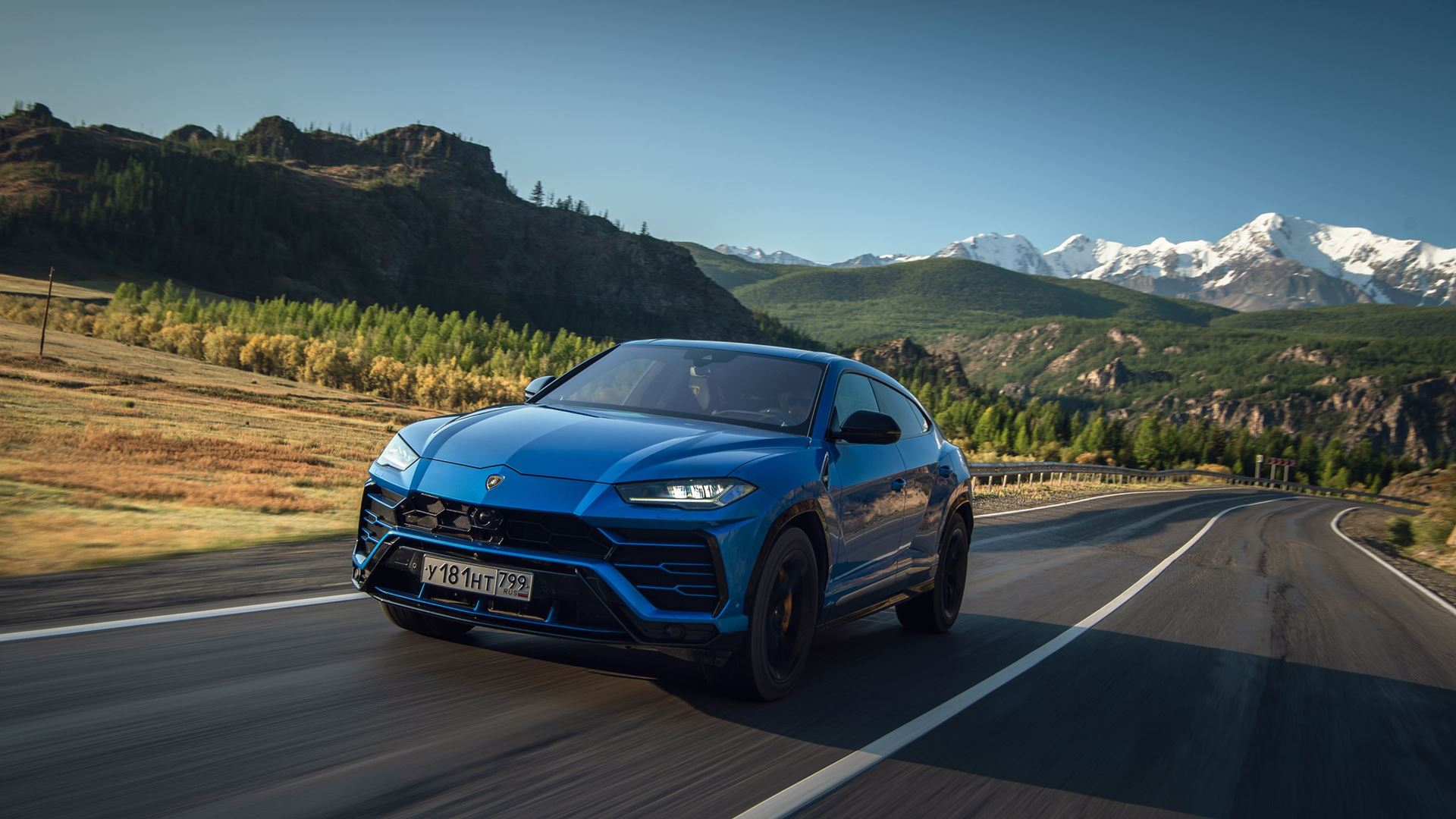 Lamborghini Urus: 6 driving modes to enjoy the Super SUV in 6 different ways - Image 6