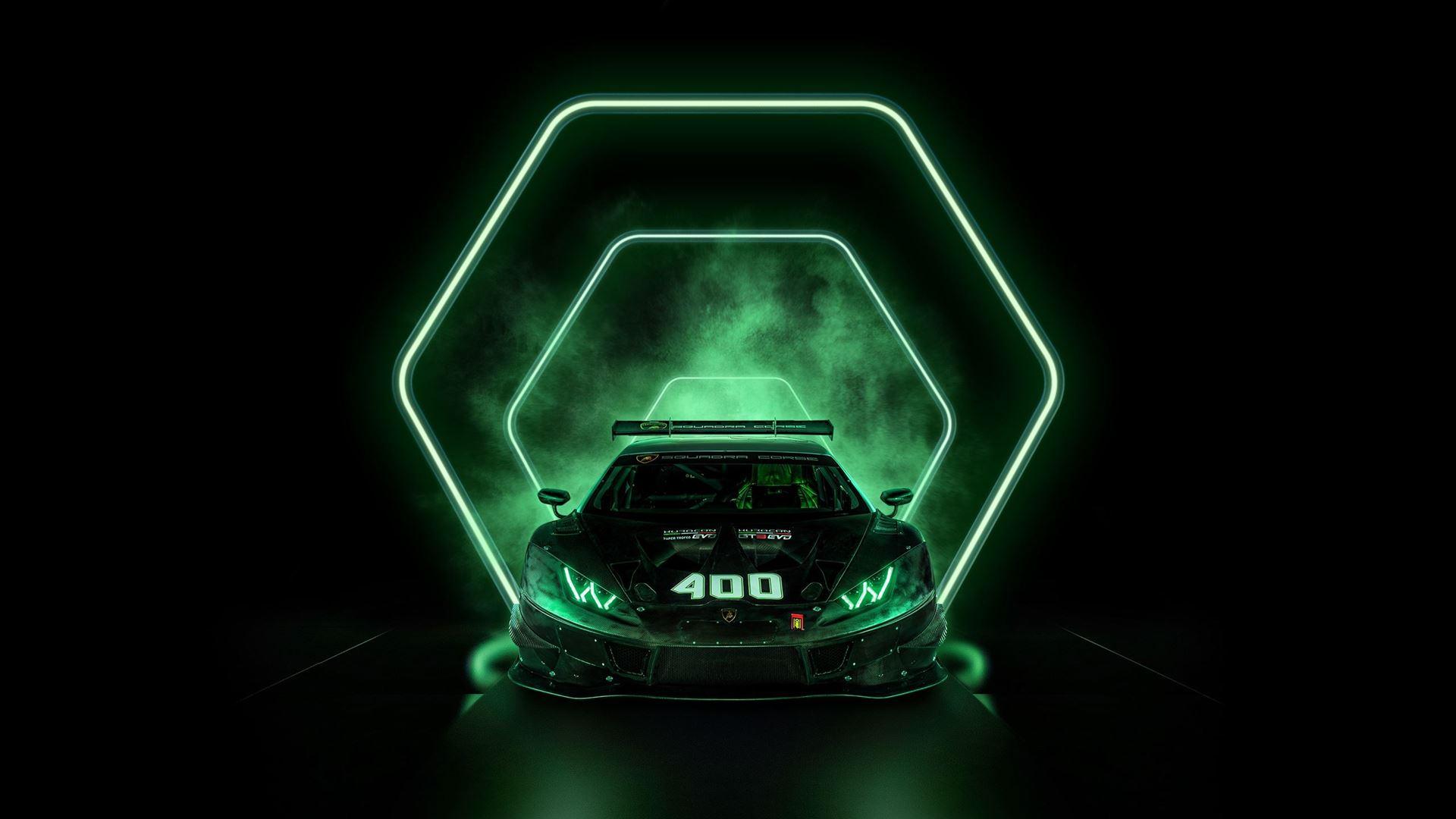 Lamborghini celebrates production of the 400th Huracán racing car - Image 4