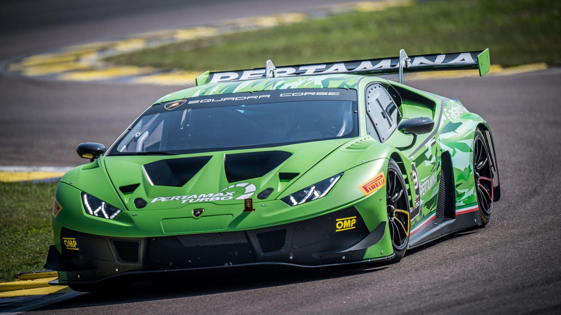 Lamborghini celebrates production of the 400th Huracán racing car - Image 1