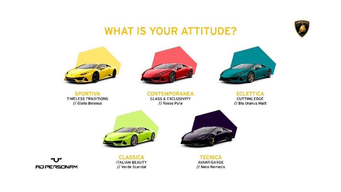 #Focu5on: 5 things you don't know about Lamborghini Ad Personam - Image 1