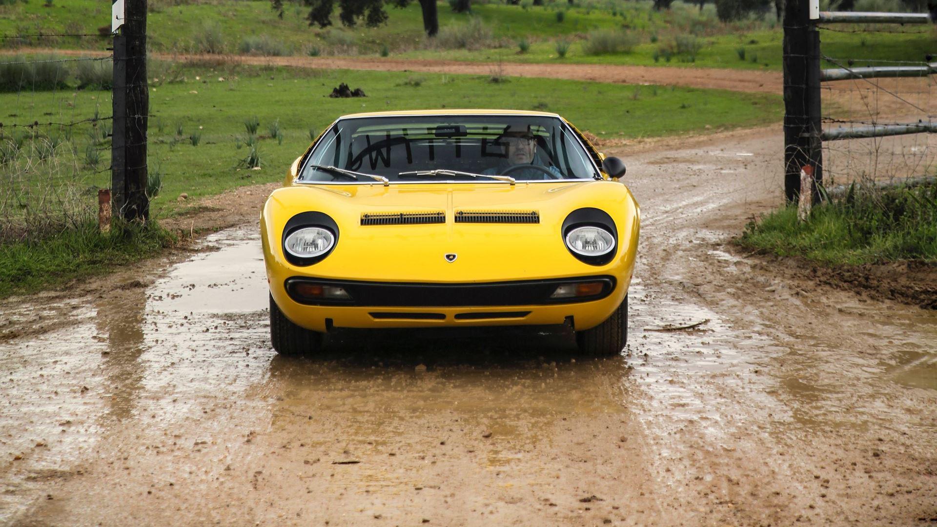 Lamborghini Miura SV turns 50 in 2021 - Image 3