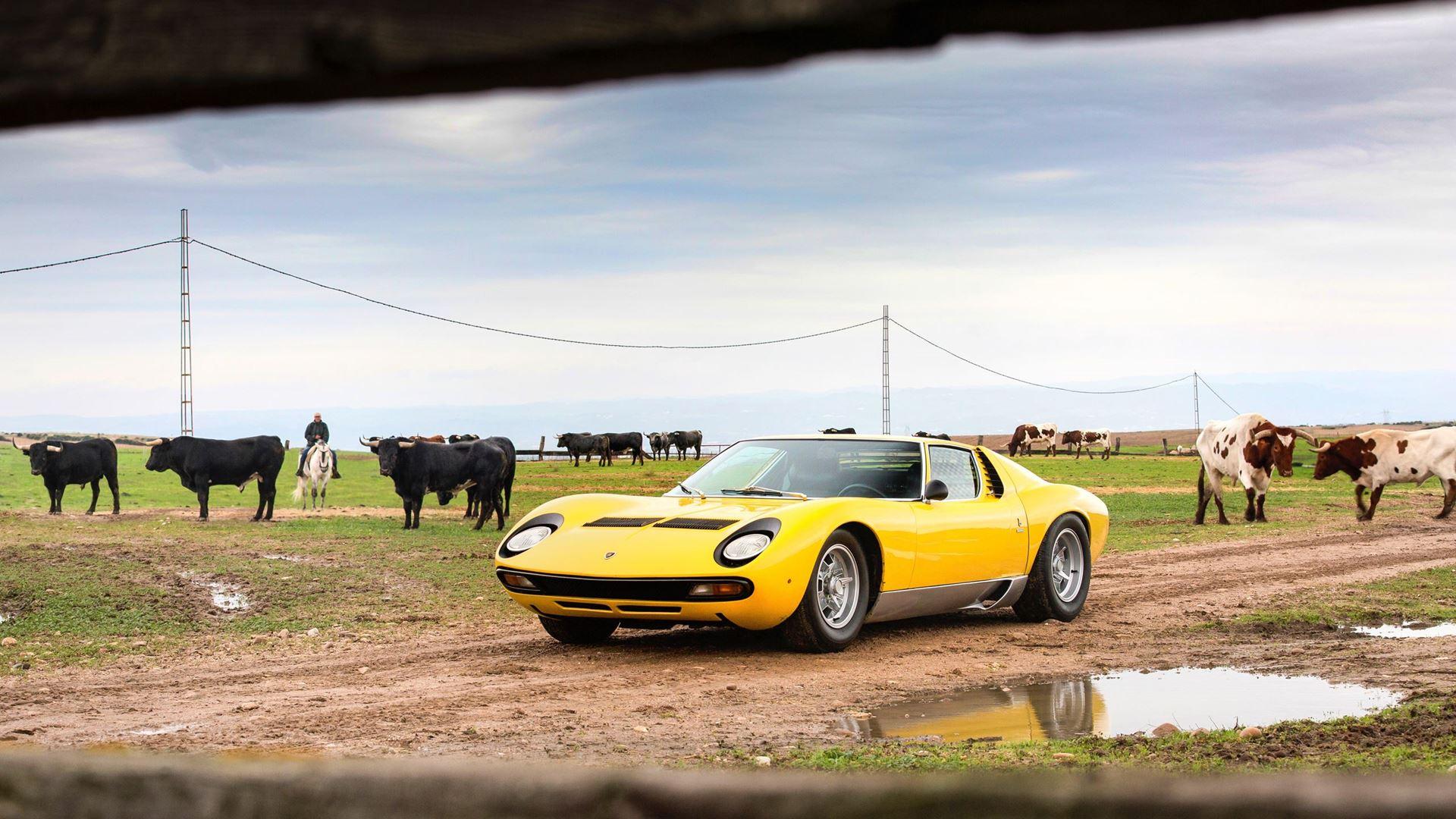 Lamborghini Miura SV turns 50 in 2021 - Image 4