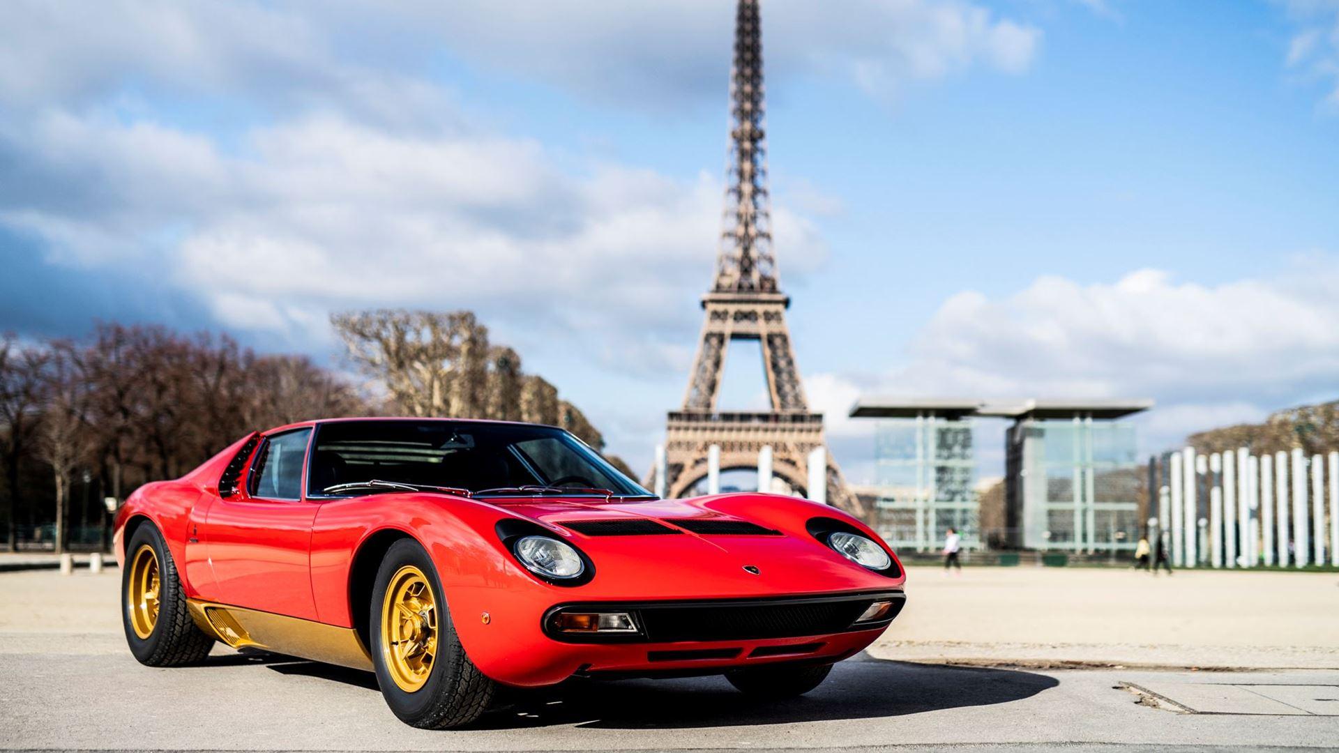 Lamborghini Miura SV turns 50 in 2021 - Image 7