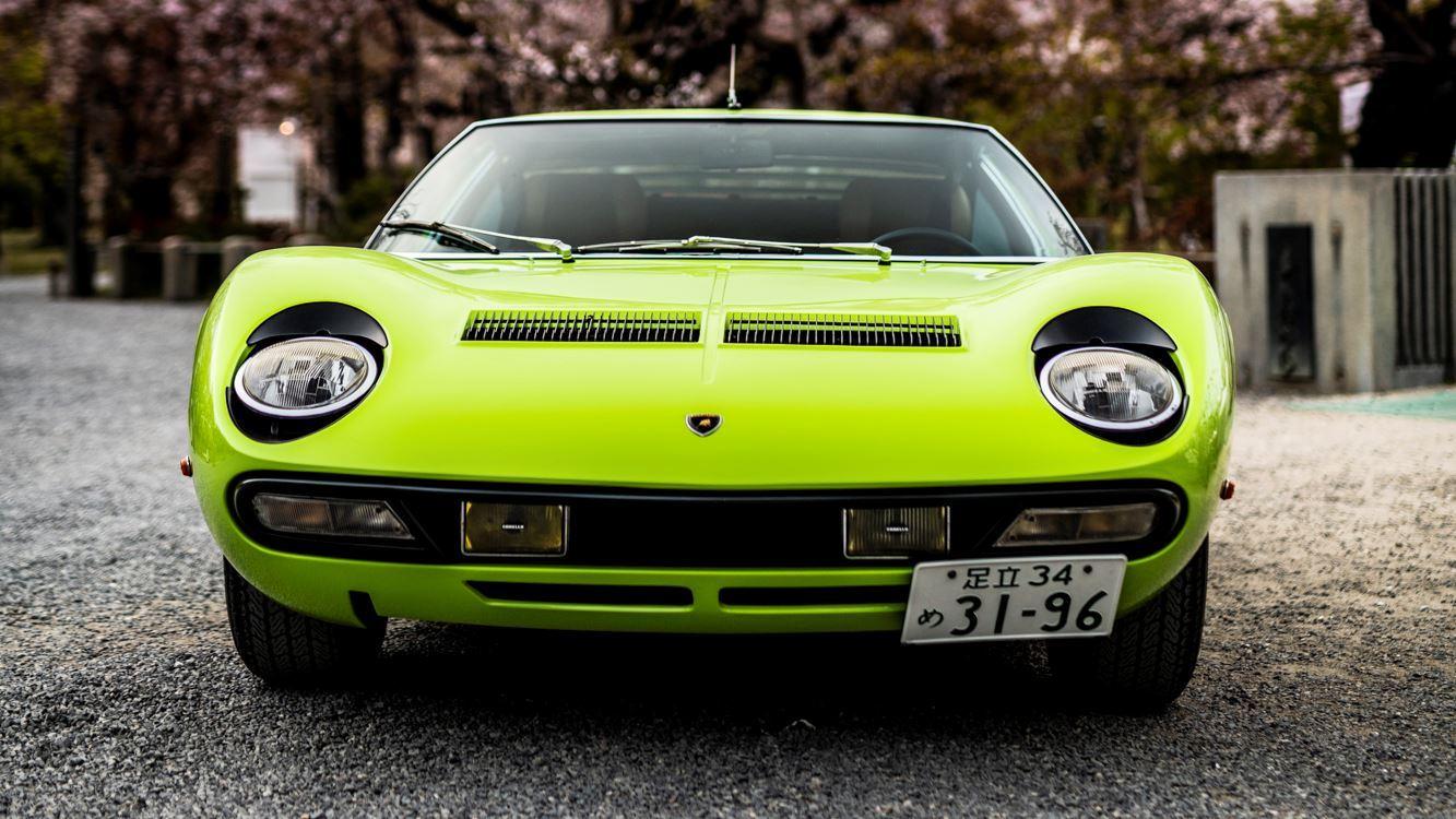 Lamborghini Miura SV turns 50 in 2021 - Image 6