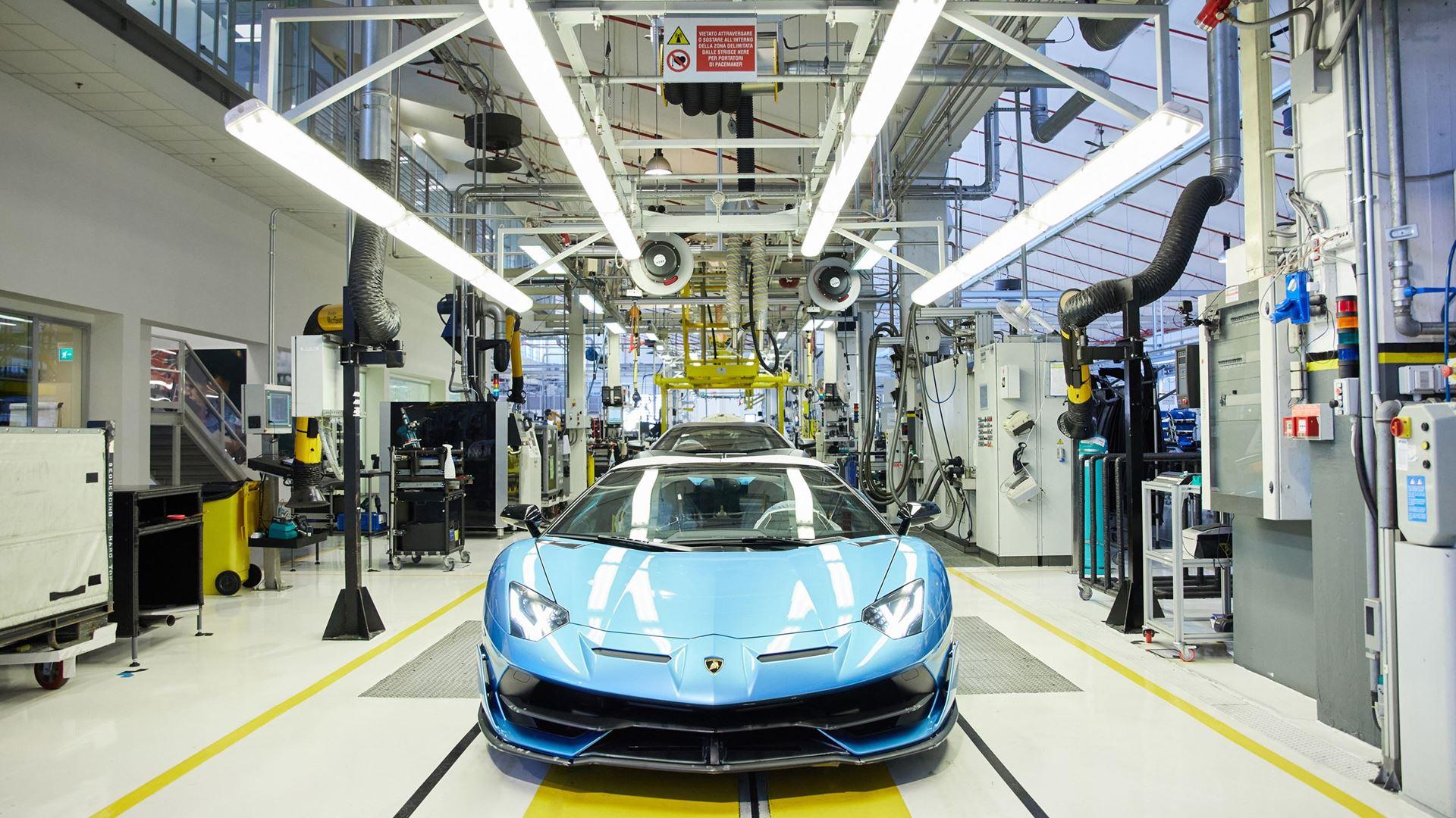 Automobili Lamborghini: sales soaring, record first quarter - Image 5