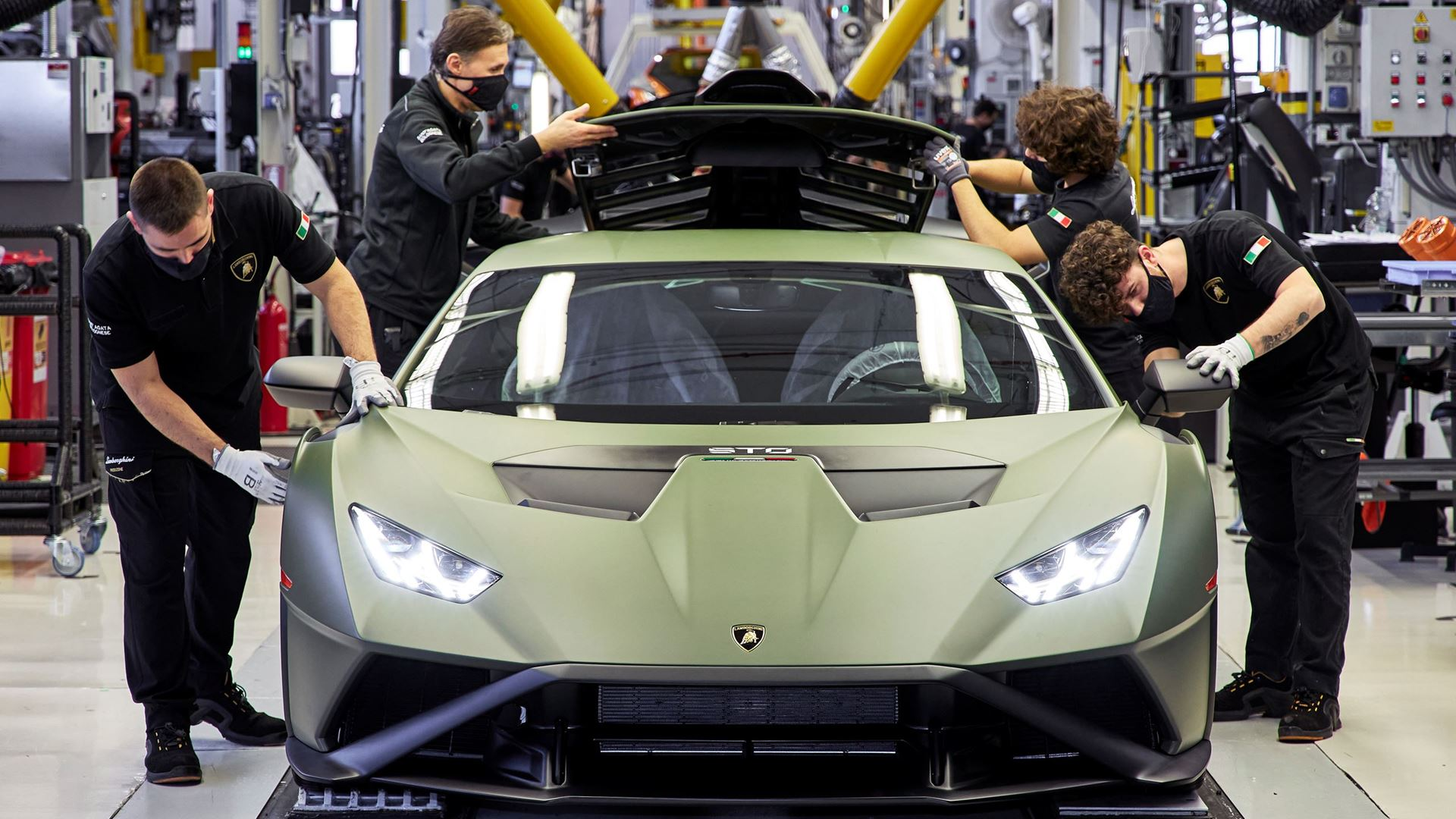 Automobili Lamborghini: sales soaring, record first quarter - Image 4