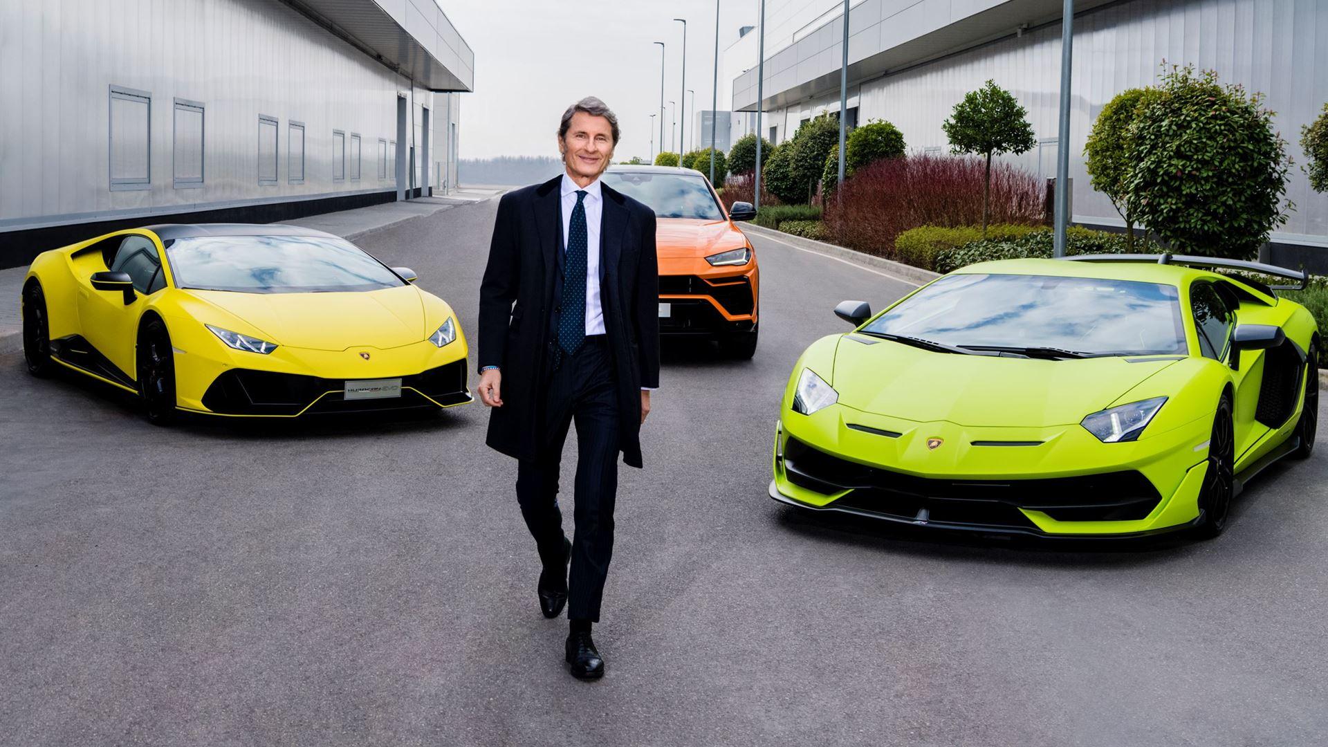 Automobili Lamborghini: sales soaring, record first quarter - Image 2