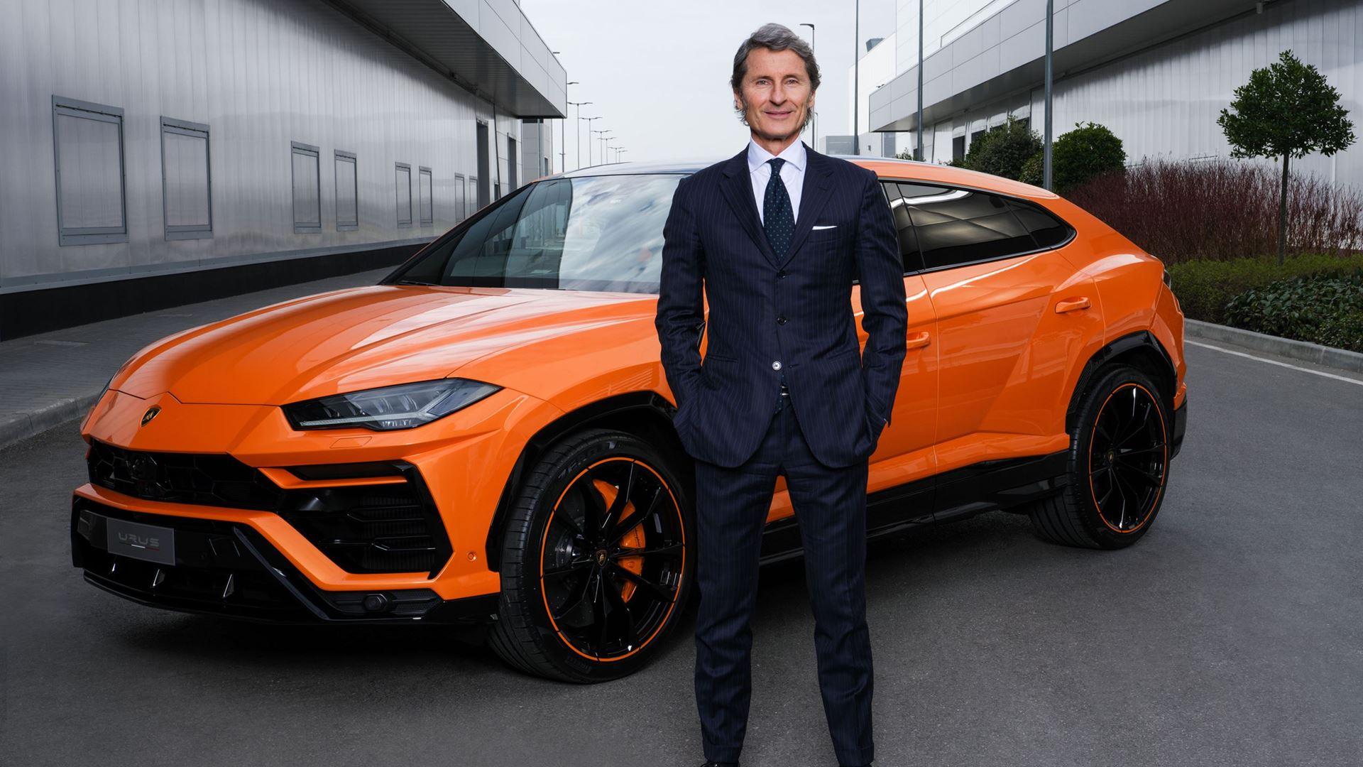 Automobili Lamborghini: sales soaring, record first quarter - Image 8