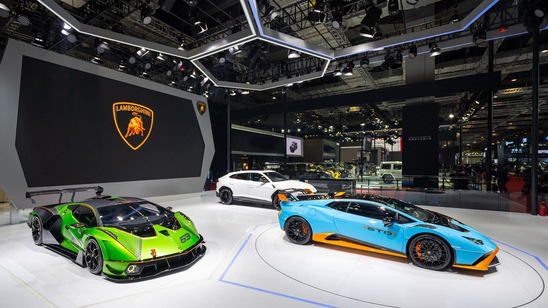 Three premieres for Automobili Lamborghini at the 2021 Shanghai Auto Show - Image 6