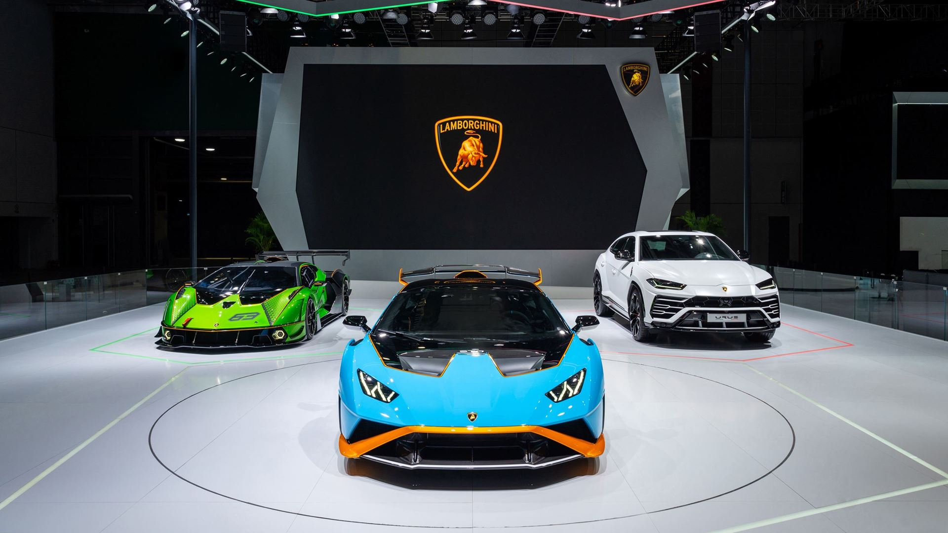 Three premieres for Automobili Lamborghini at the 2021 Shanghai Auto Show - Image 8