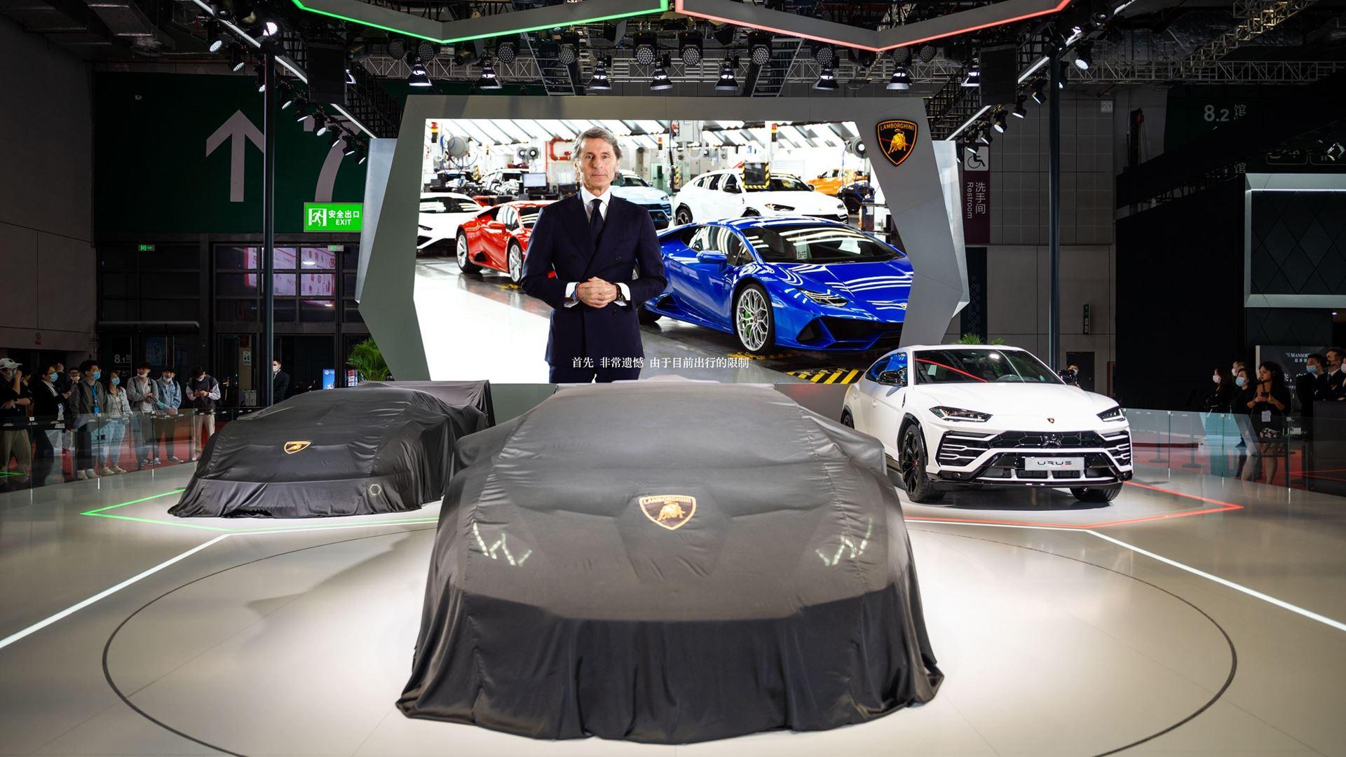 Three premieres for Automobili Lamborghini at the 2021 Shanghai Auto Show - Image 7