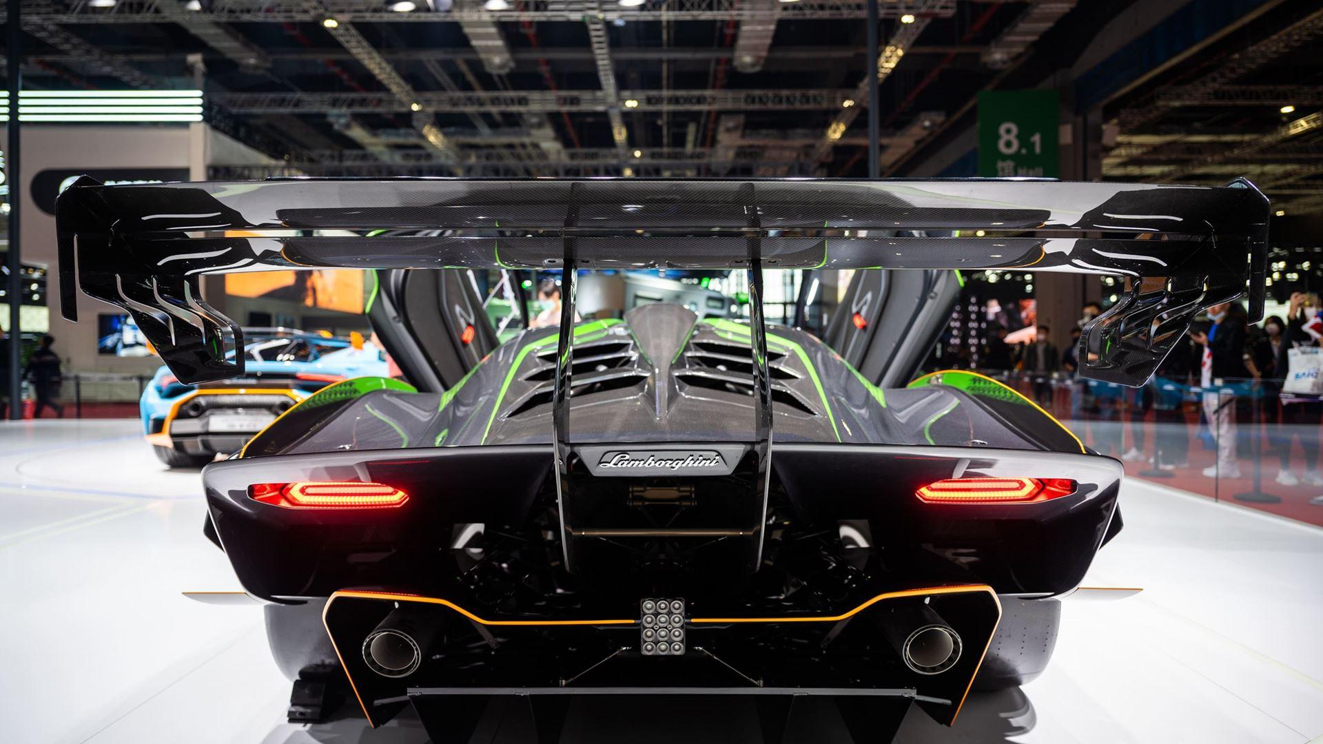 Three premieres for Automobili Lamborghini at the 2021 Shanghai Auto Show - Image 3