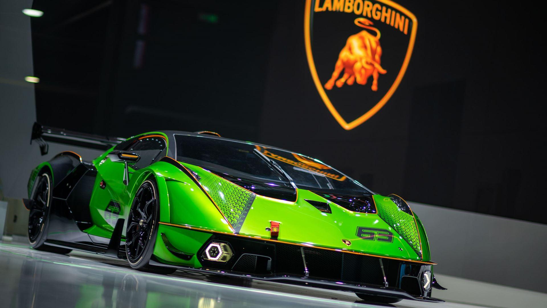 Three premieres for Automobili Lamborghini at the 2021 Shanghai Auto Show - Image 1