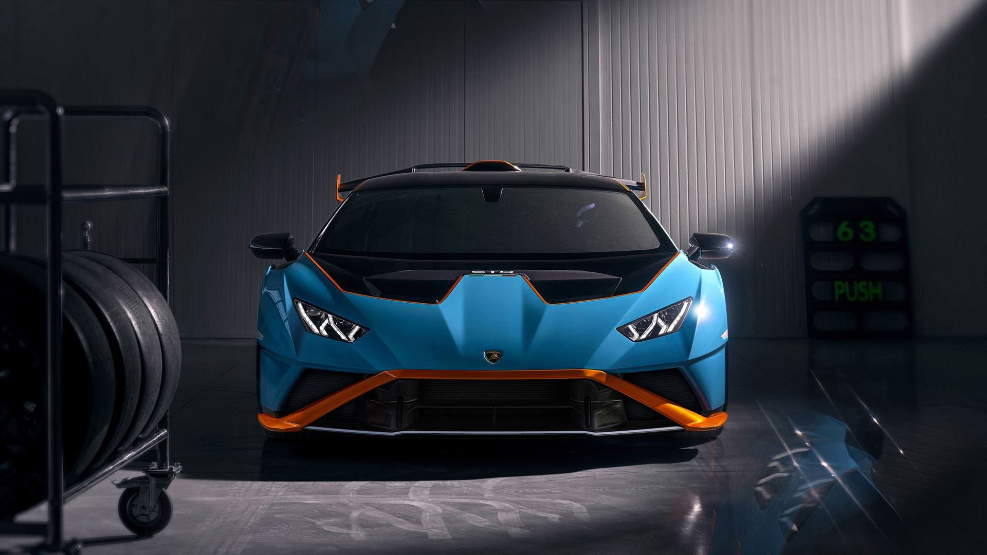Lamborghini debuts in the Rocket League video game with the Huracán STO - Image 2