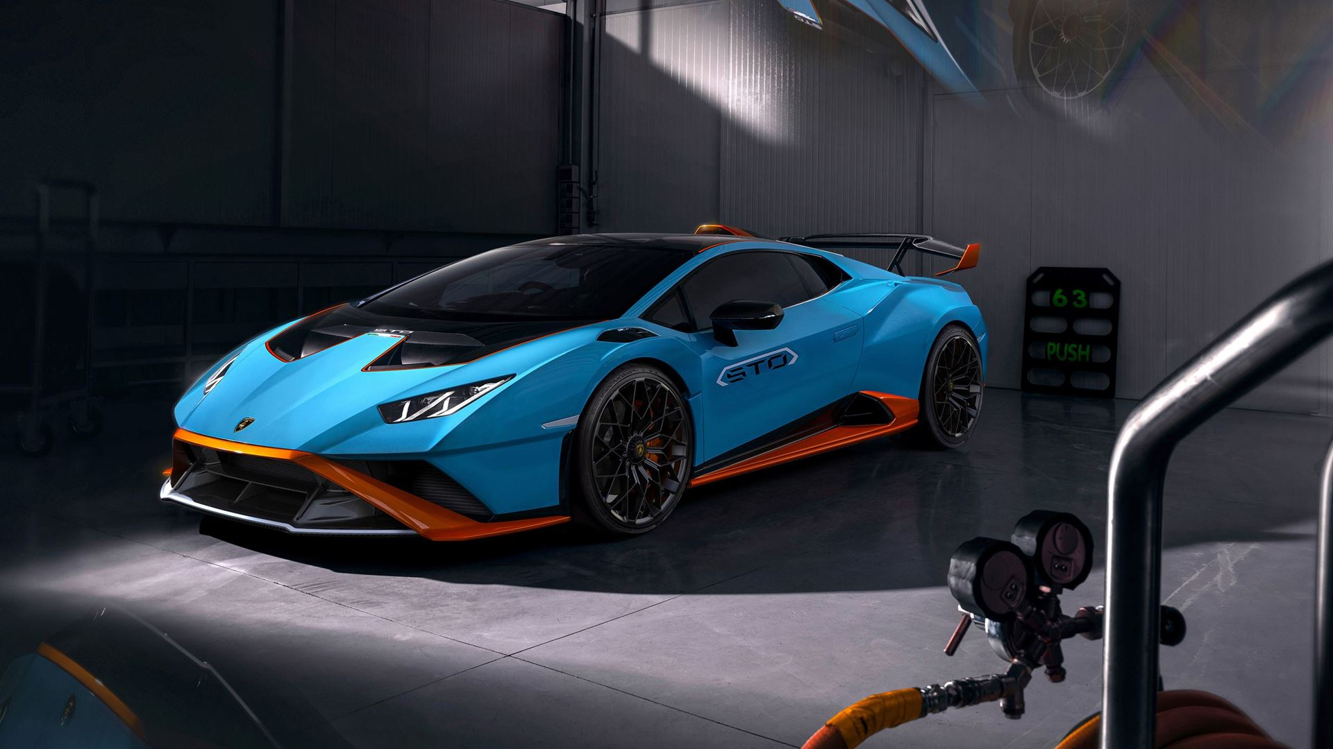 Lamborghini debuts in the Rocket League video game with the Huracán STO - Image 3