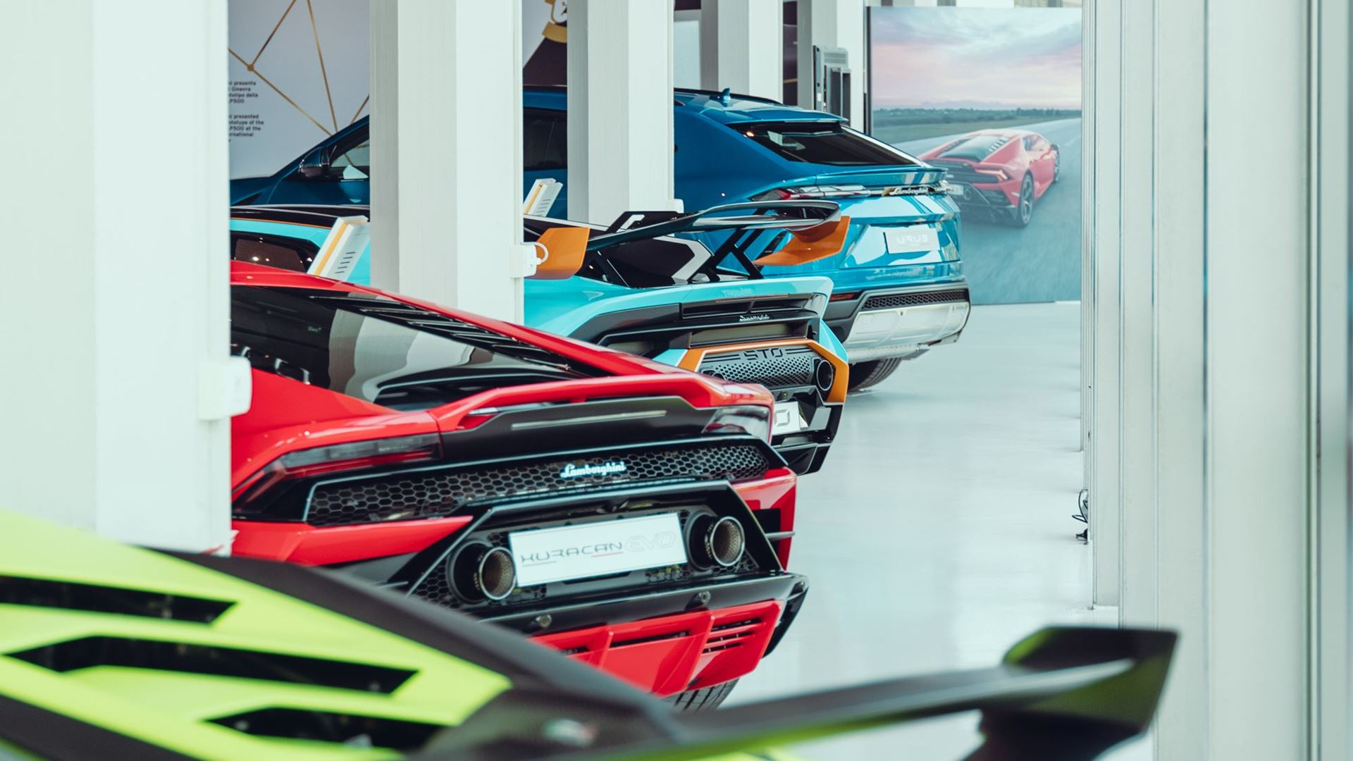Automobili Lamborghini: The MUDETEC reopens its doors with a new exhibition around innovation and tradition - Image 4