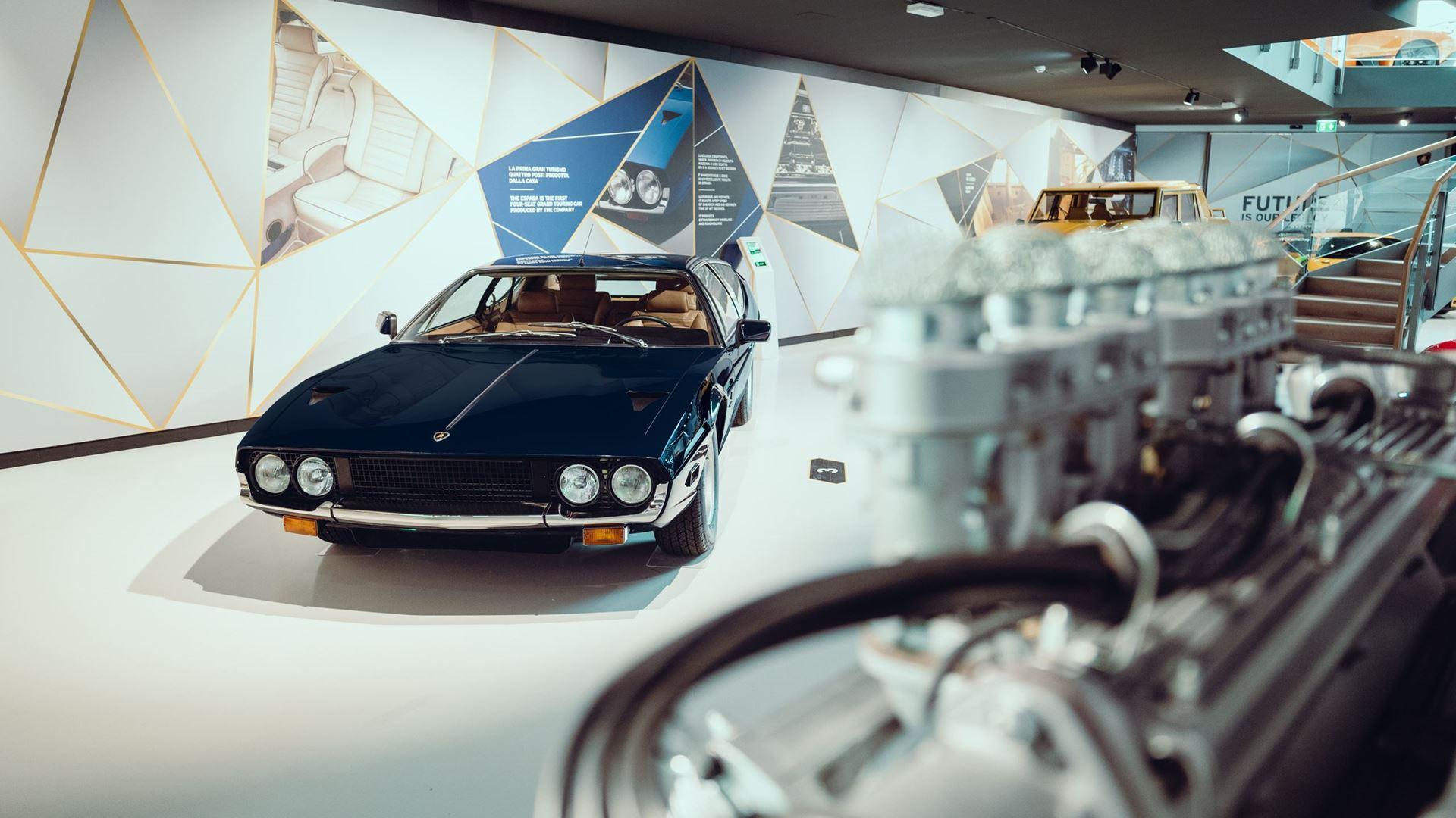 Automobili Lamborghini: The MUDETEC reopens its doors with a new exhibition around innovation and tradition - Image 3