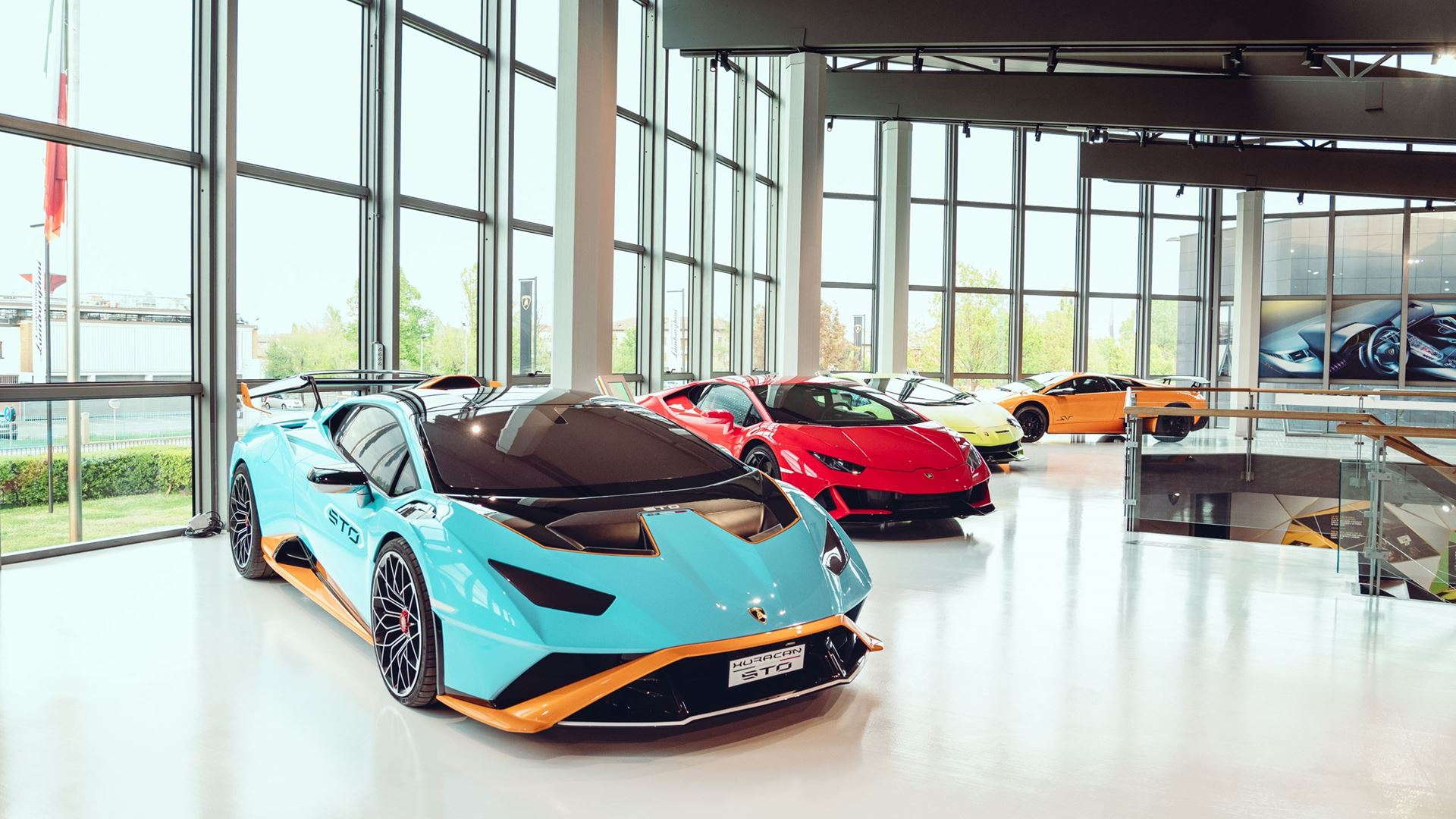 Automobili Lamborghini: The MUDETEC reopens its doors with a new exhibition around innovation and tradition - Image 2